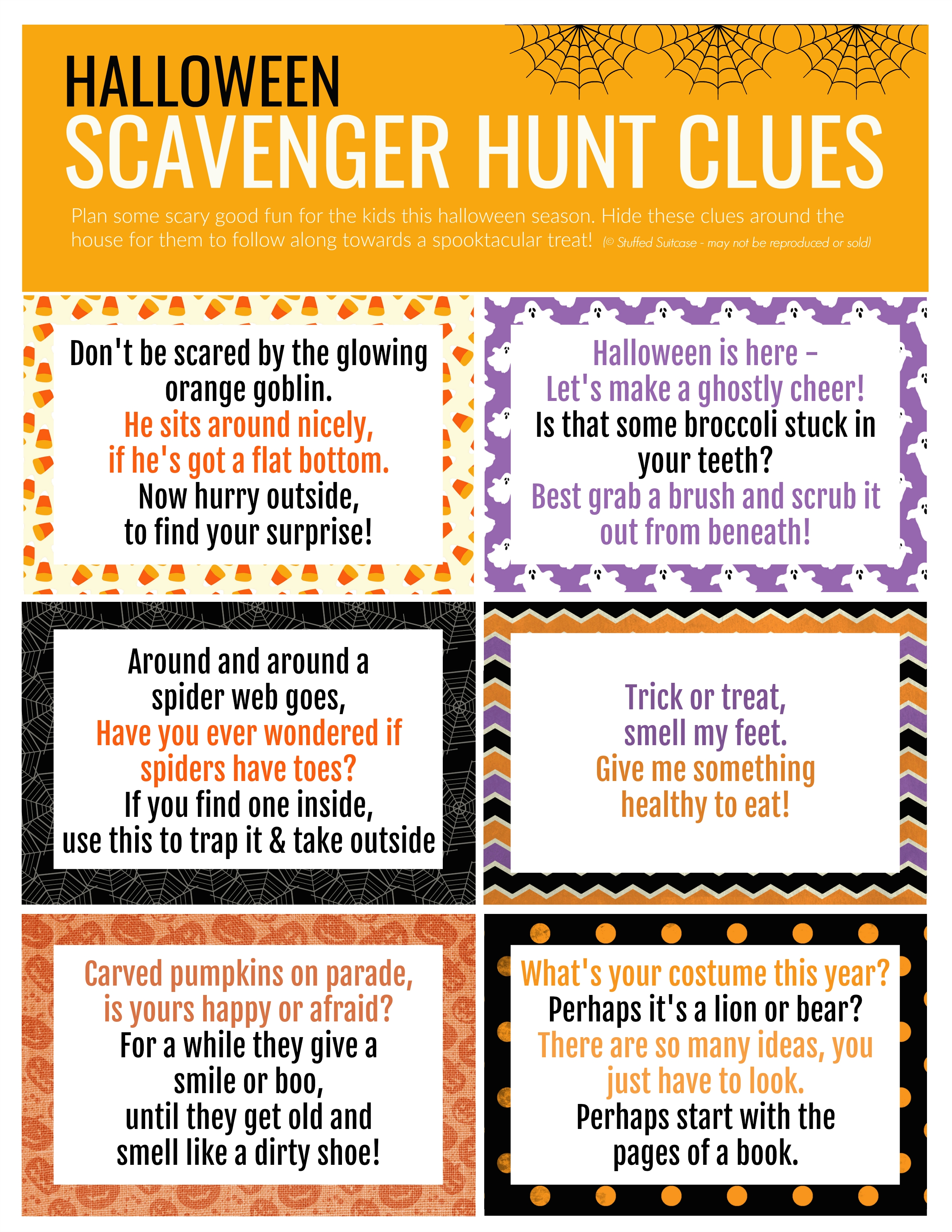 10 Great Scavenger Hunt Ideas For Adults Outside halloween scavenger hunt how to plan a surprise for your kids 2 2021