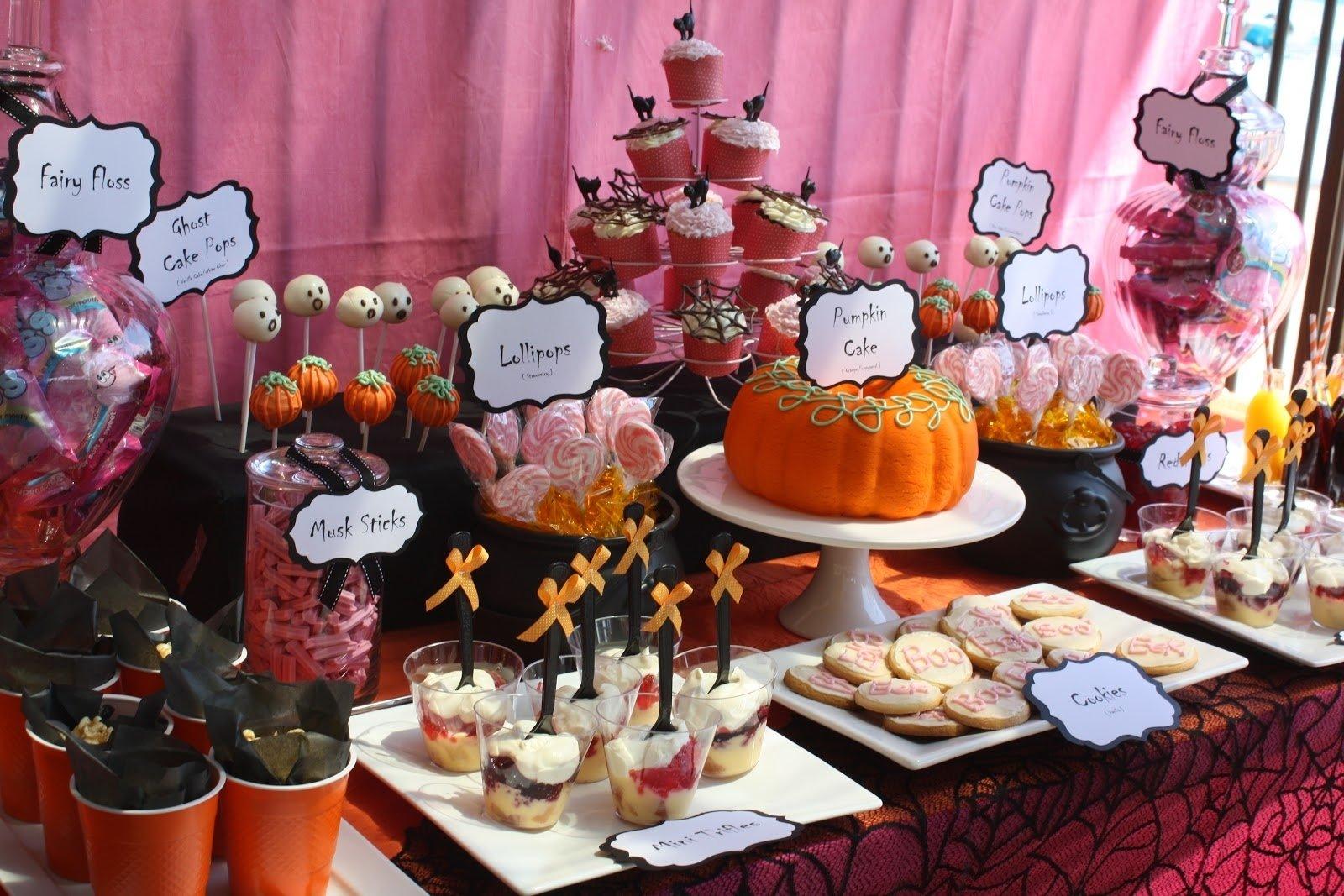 10 Fantastic Halloween Themed Baby Shower Ideas halloween themed baby showerjayne the little big company blog 2020