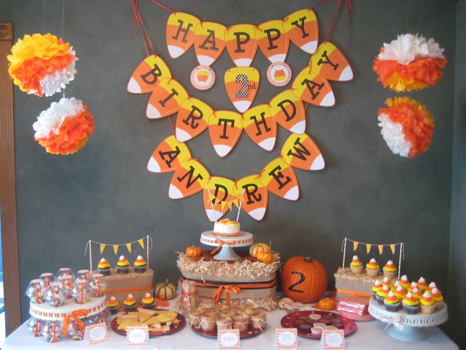 10 Ideal Fall Birthday Party Ideas For Kids halloween themed birthday parties for kids halloween birthday 2020