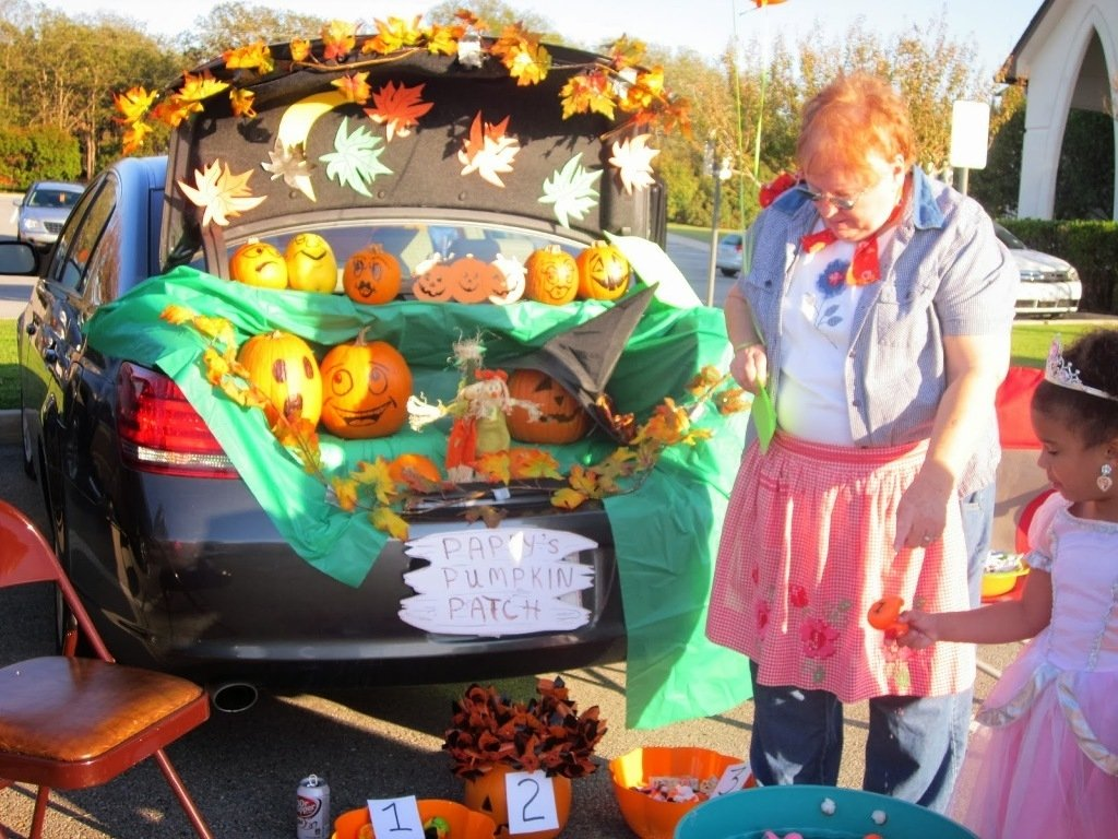 10 Cute Trunk And Treat Ideas For Decorating halloween trunk or treat car decorations ideas new decoration 2020
