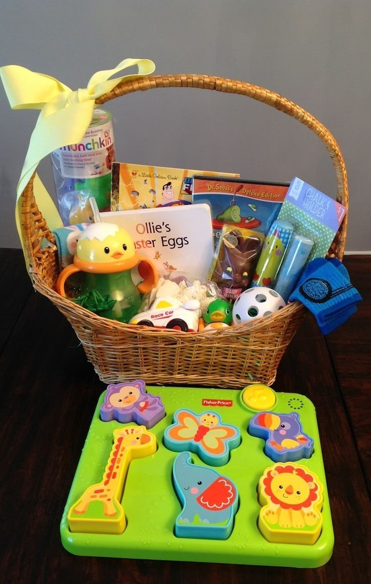10 Gorgeous Gift Ideas For Little Boys hand me down mom genes 95 easter basket ideas for babies toddlers 1 2020