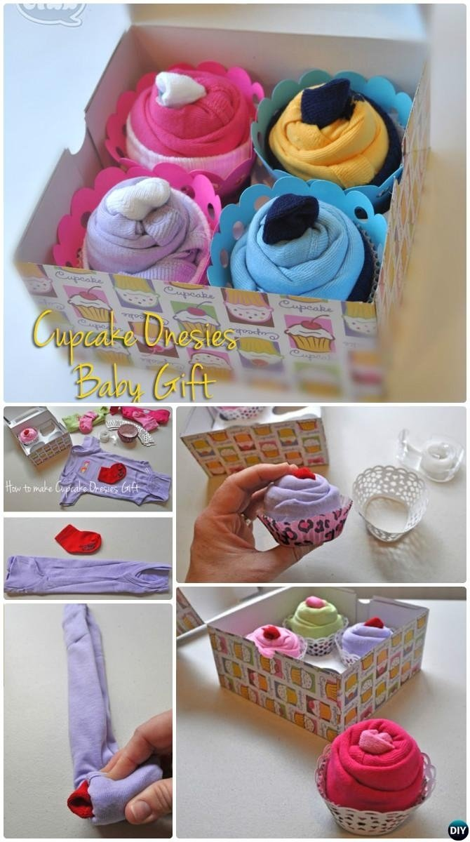 10 Amazing Diy Baby Shower Gift Ideas handmade baby shower gift ideas picture instructions 2020