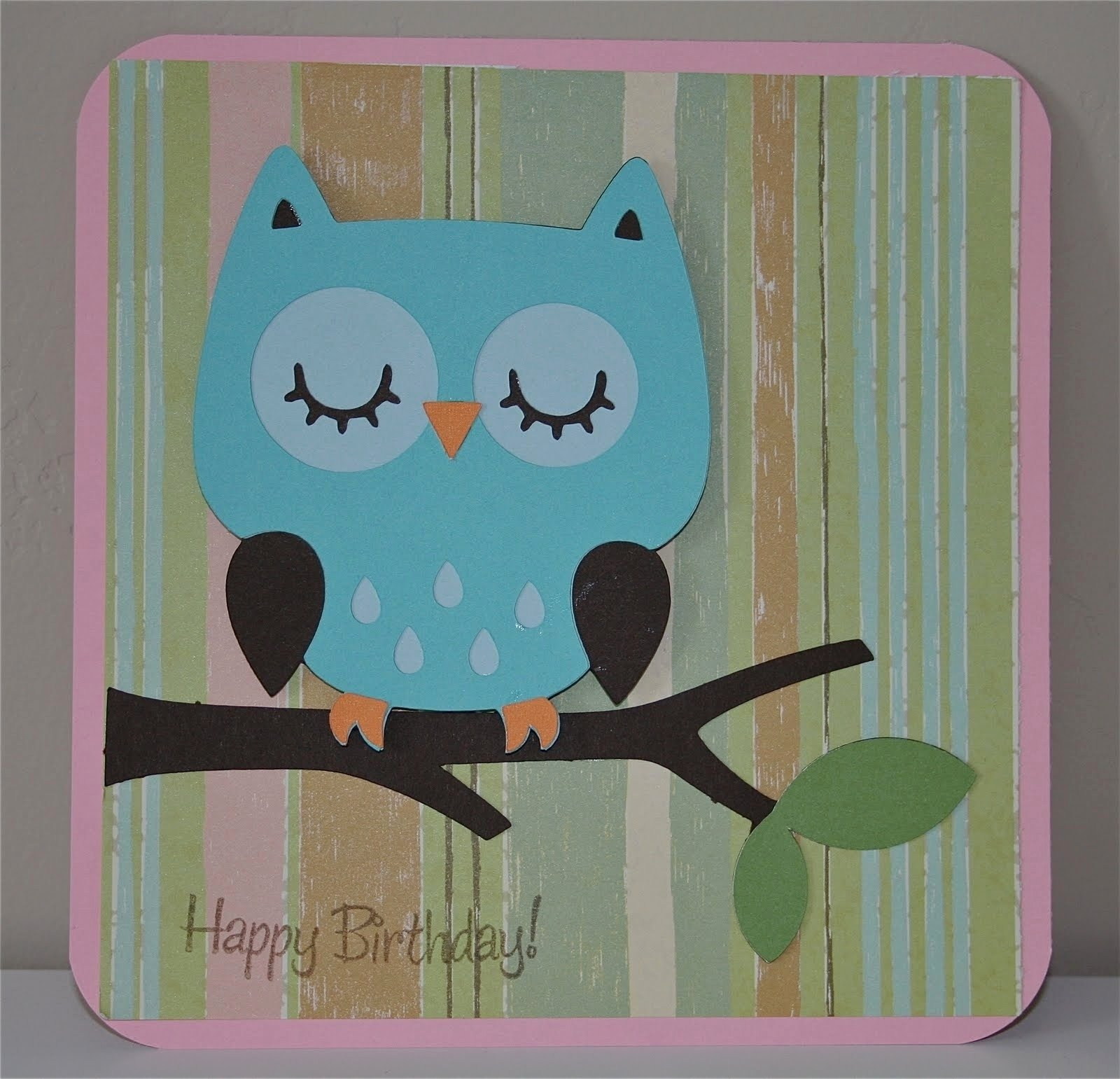 10 Gorgeous Birthday Card Ideas For Kids