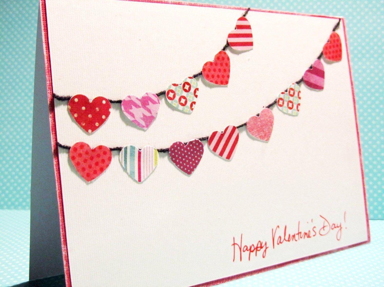 10 Best Homemade Valentines Day Card Ideas handmade thursday valentines day card tutorials card tutorials 2020
