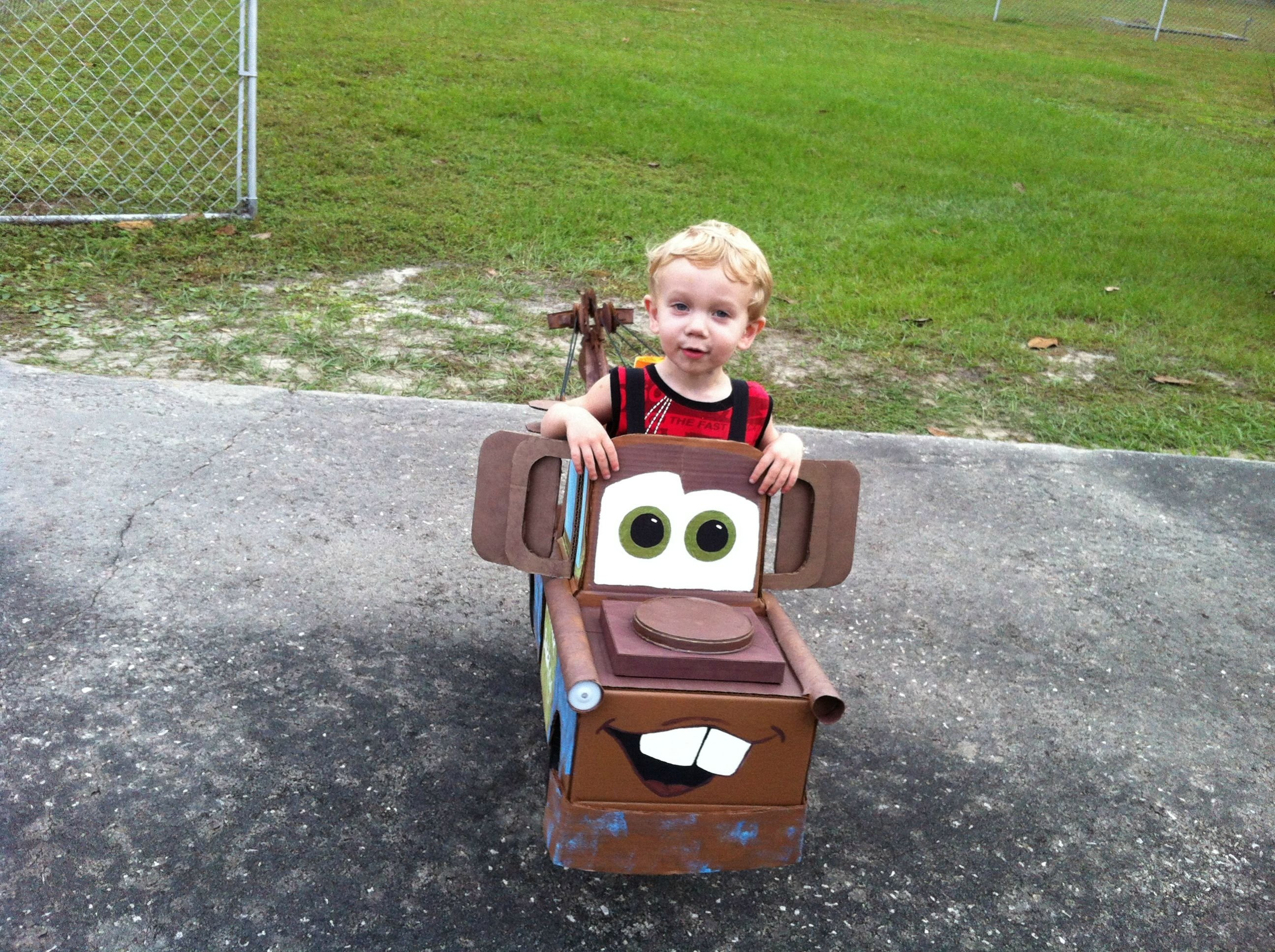 10 Fantastic 2 Year Old Halloween Costume Ideas handmade tow mater halloween costume 2013 album on imgur 2020