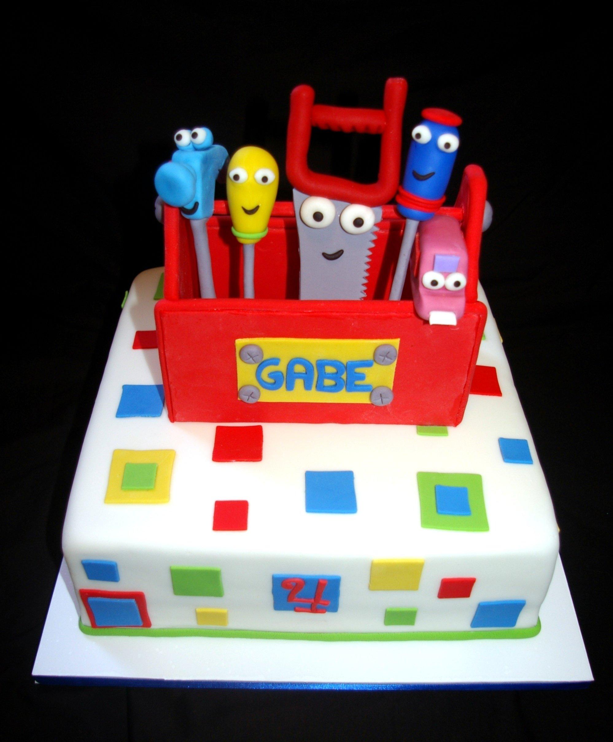 10 Amazing Handy Manny Birthday Party Ideas handy manny birthday cake kids party ideas pinterest birthday 2020