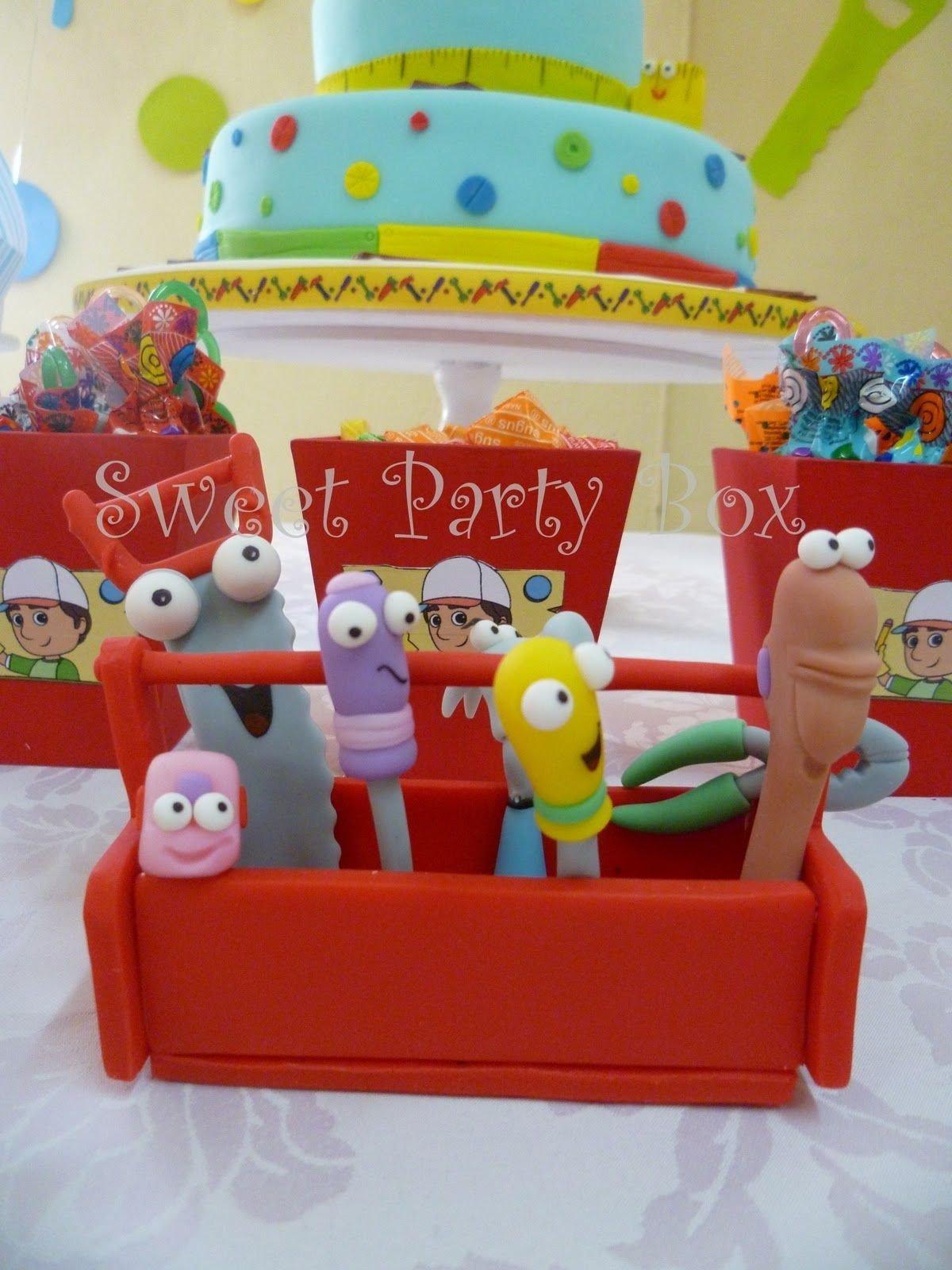 10 Amazing Handy Manny Birthday Party Ideas handy manny birthday ideas home design ideas 2020