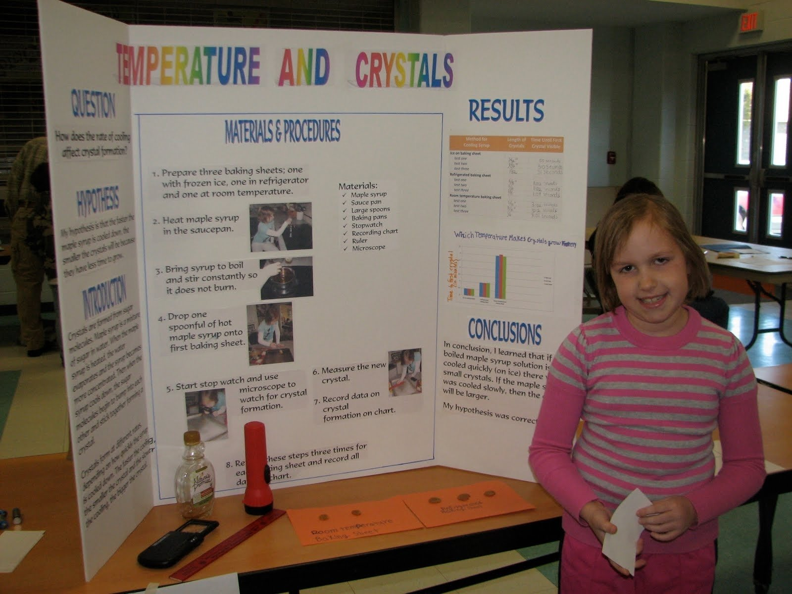 10 Most Popular Gymnastics Science Fair Project Ideas hannahs journey march 2010