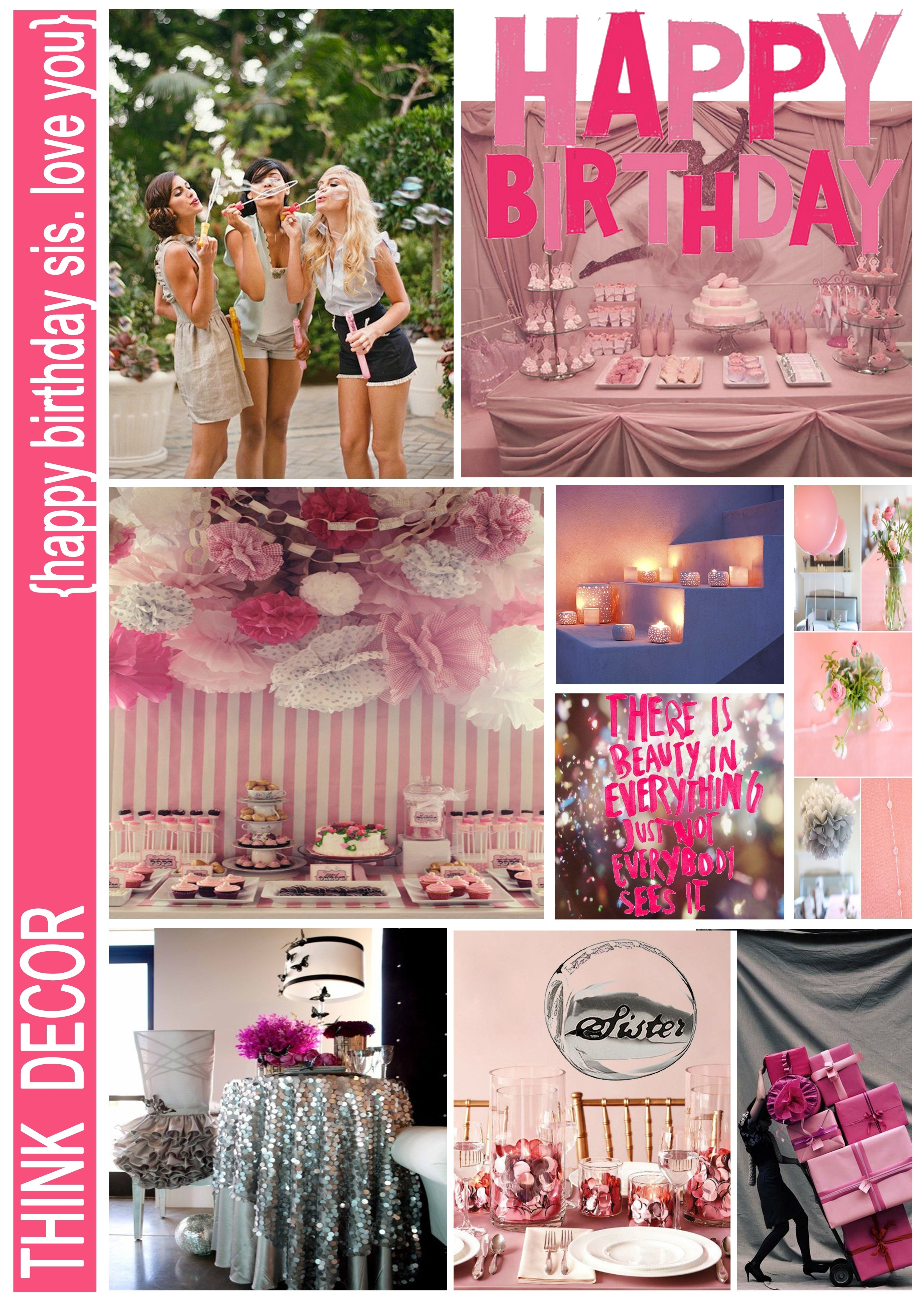 10 Cute 21St Birthday Celebration Ideas For Her happy 21st birthday to my little sister arhitektura 2020