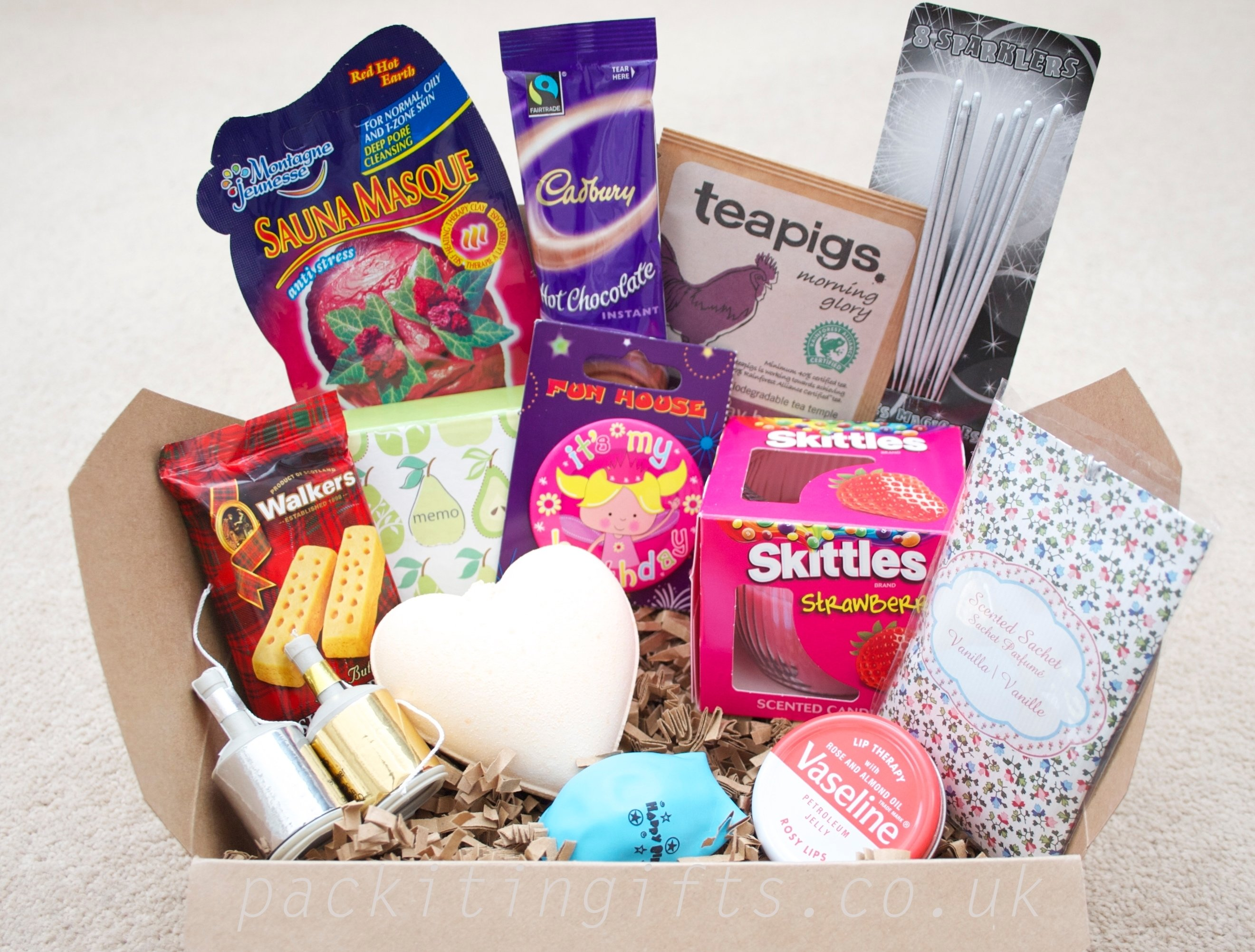 10 Most Popular Christmas Gift Ideas For Someone Who Has Everything Happy Birthday Boxed Hamper