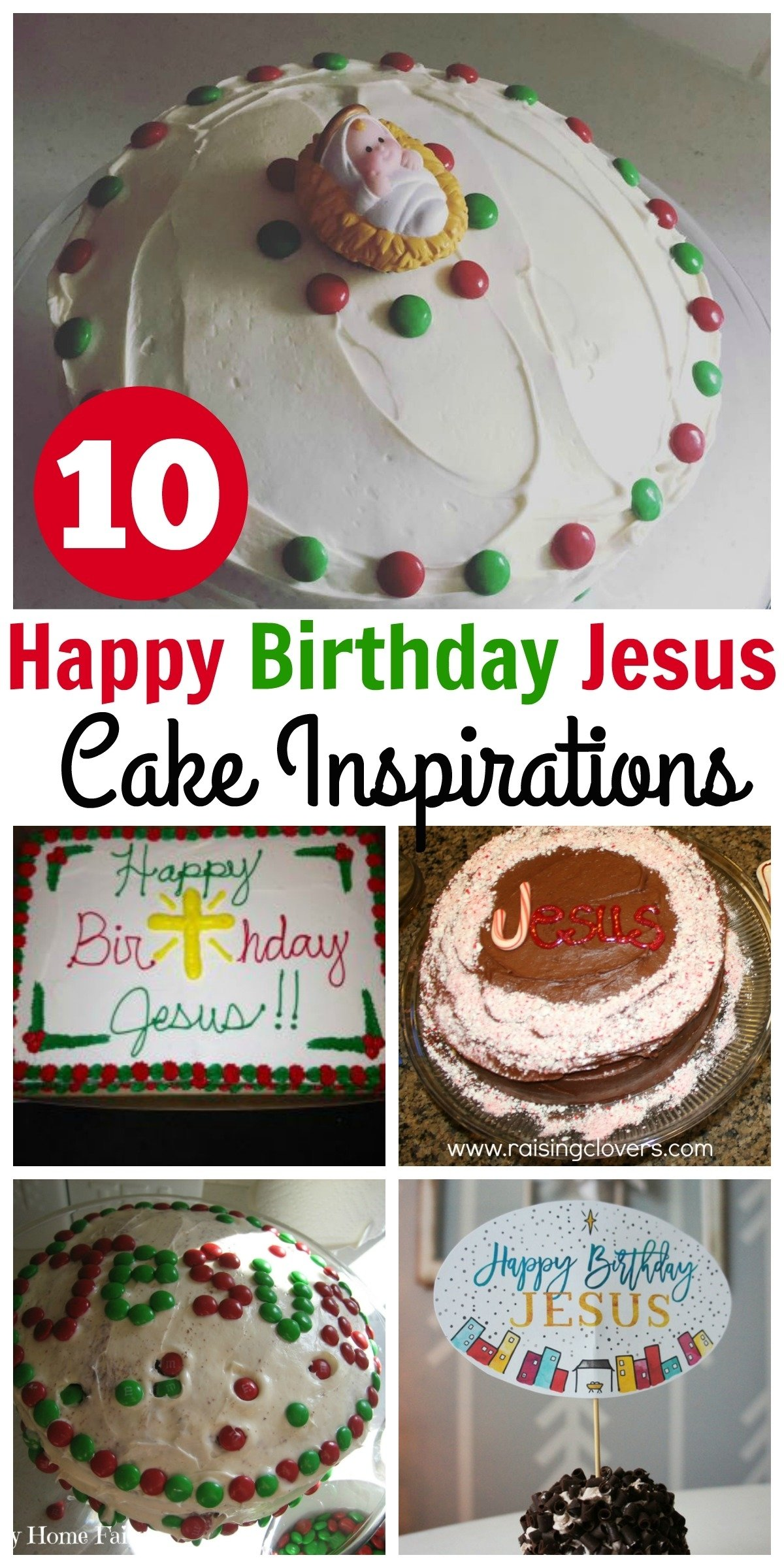 happy birthday jesus party ideas archives - happy home fairy