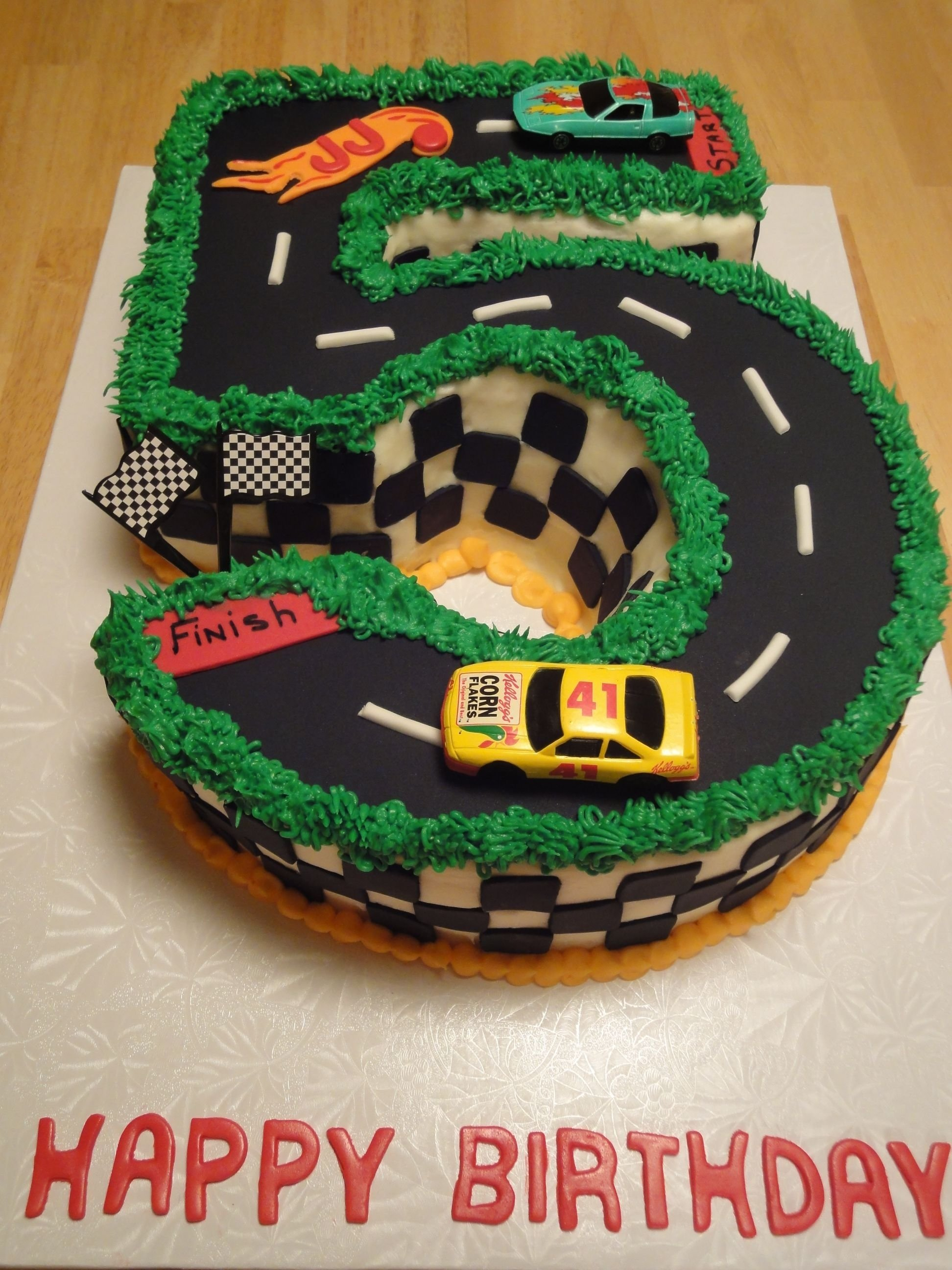 10 Most Recommended 5 Yr Old Boy Birthday Party Ideas happy birthday to a 5 year old boy hot wheels cake janies sweet 1