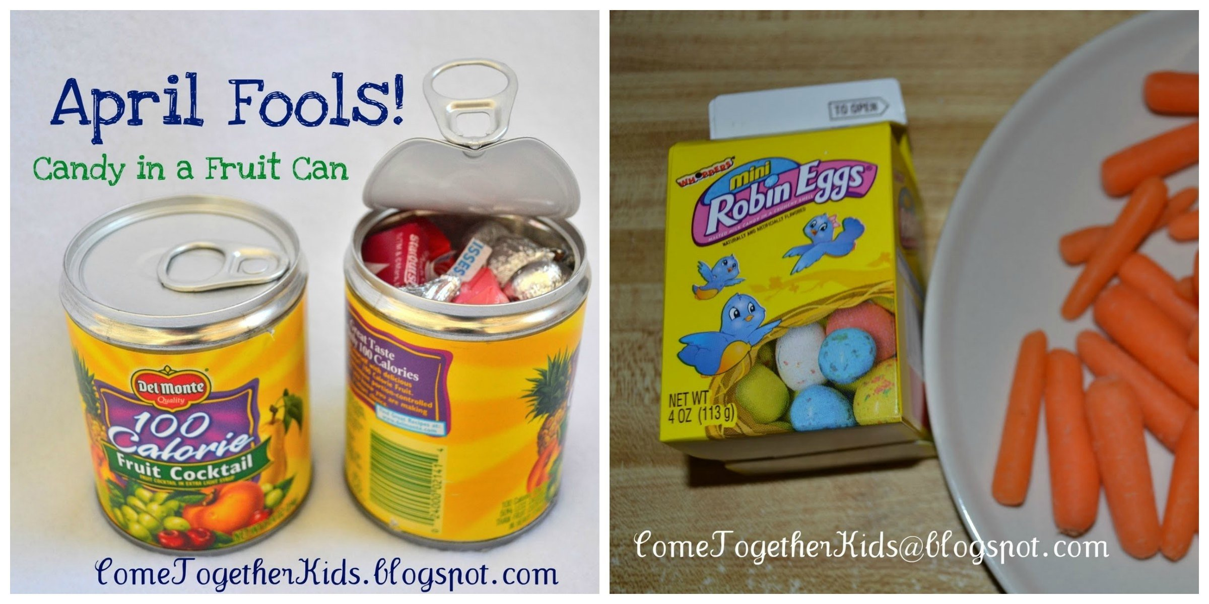 harmless and fun april fools day pranks {for kids}! | skip to my lou