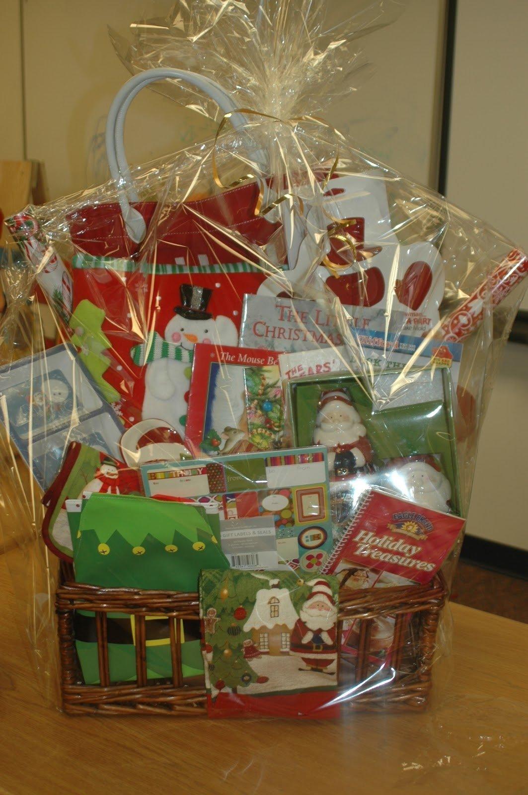 10 Cute Silent Auction Gift Basket Ideas harmon raffle baskets 2020