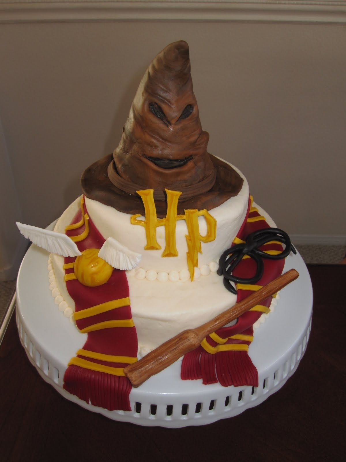 harry potter cakes – decoration ideas | little birthday cakes