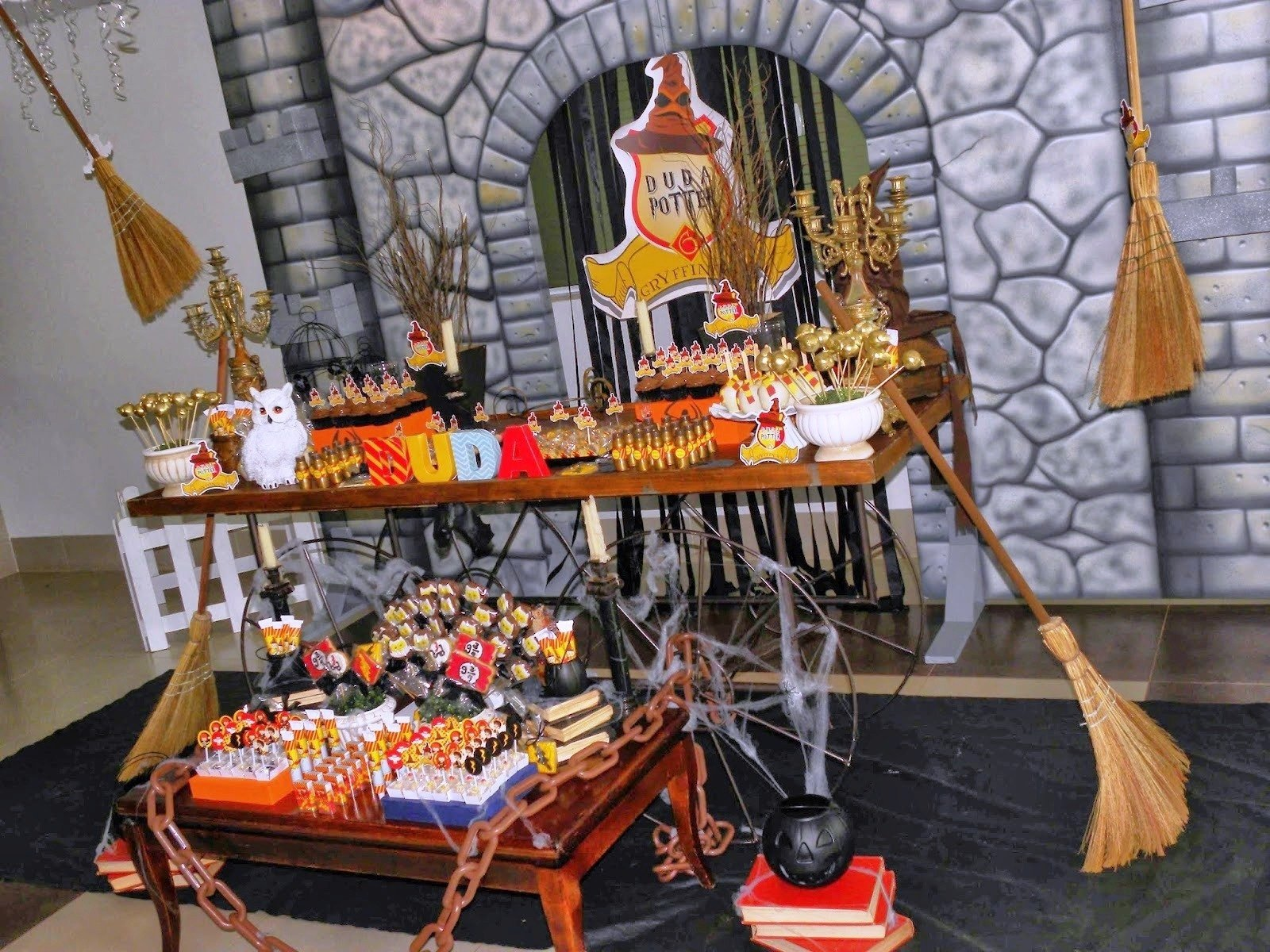 10 Famous Harry Potter Party Decoration Ideas harry potter party decorations utrails home design harry potter 2021