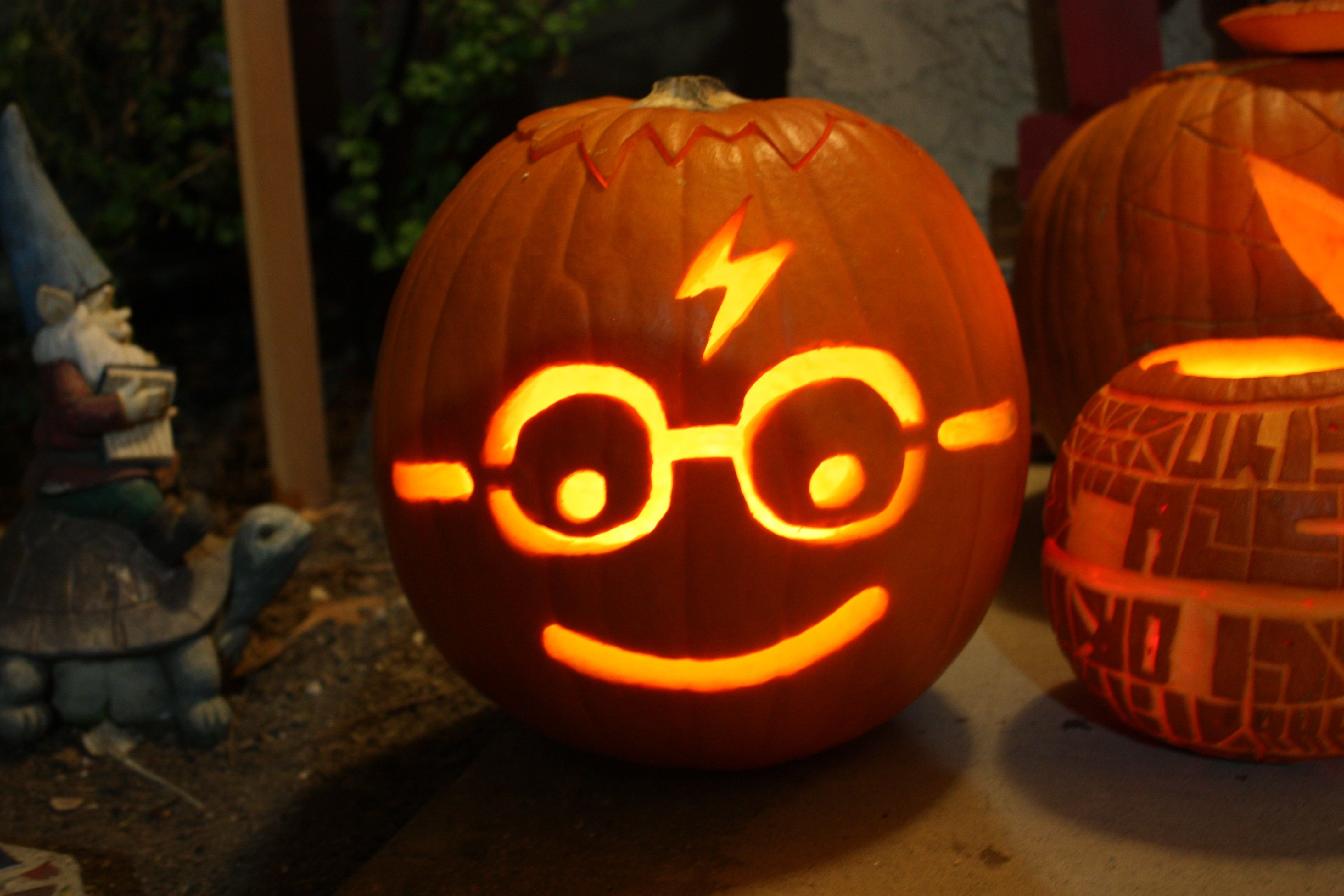 10 Unique Simple Jack O Lantern Ideas harry potter pumpkin mary frances pumpkin idea for halloween 1 2020