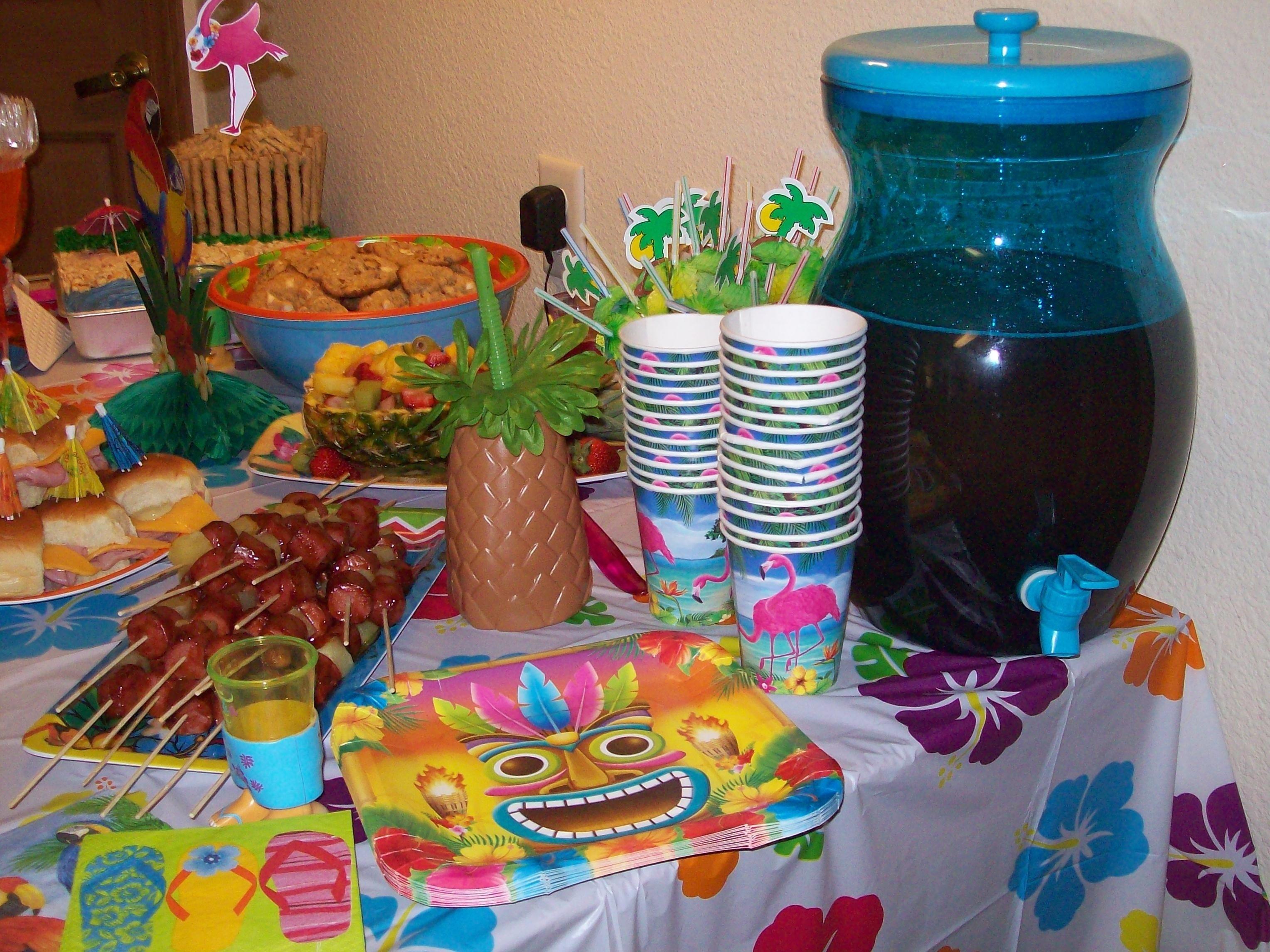 10 Fantastic Luau Party Ideas For Kids hawaiian birthday party ideas for kids luau party ideas for kid 2021