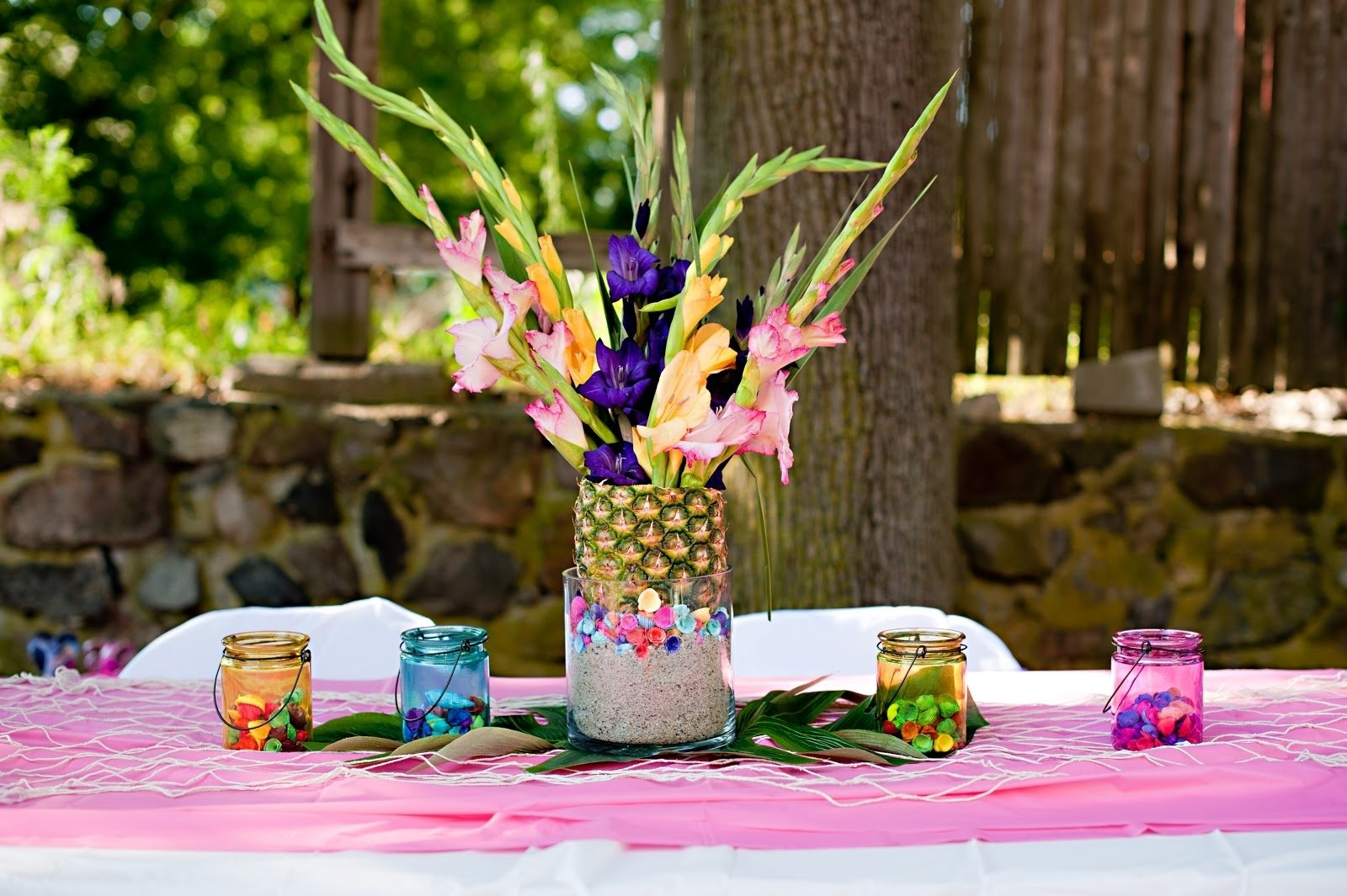 10 Amazing Luau Party Ideas For Adults hawaiian party decoration ideas cool image of homemade luau party 2020