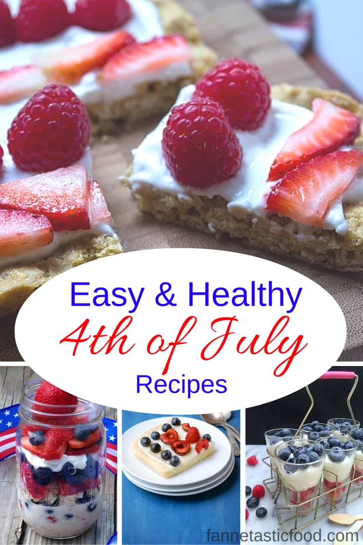10 Most Recommended 4Th Of July Recipe Ideas healthy 4th of july recipes easy and fast ideas 2020
