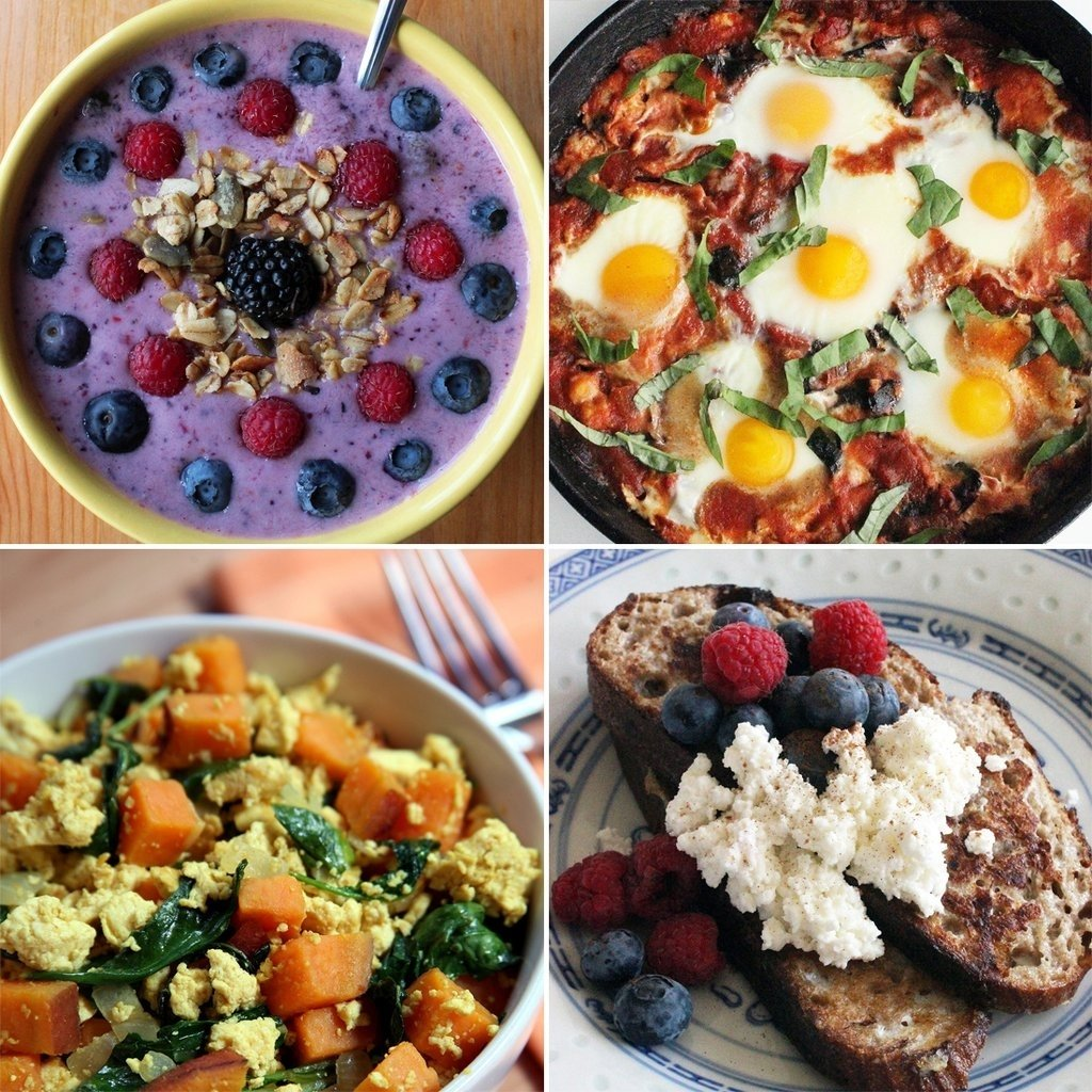 10 Stunning Healthy Breakfast Ideas For Weight Loss healthy breakfast recipe ideas popsugar fitness 5 2021