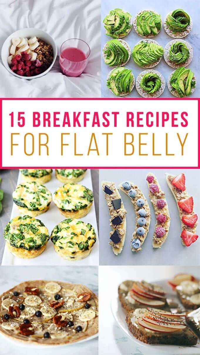 10 Wonderful Healthy Breakfast Ideas To Lose Weight healthy breakfast recipes for flat belly extremely delicious 1
