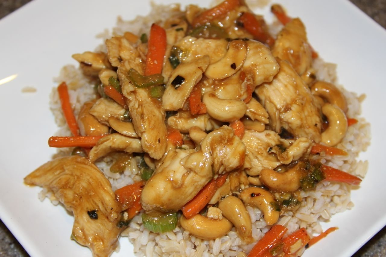 10 Attractive Healthy Dinner Ideas With Chicken healthy cashew chicken recipe cooking with ruthie 2020
