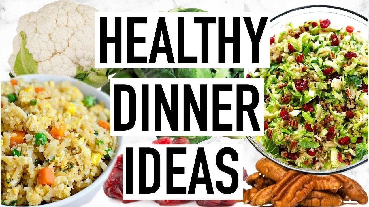 10 Ideal Ideas For A Quick Dinner healthy dinner ideas easy and quick dinner recipes cooking with 2020