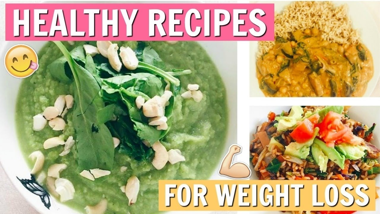 10 Elegant Healthy Dinner Ideas For Weight Loss healthy dinner recipes for weight loss vegan vegetarian meal 1 2020