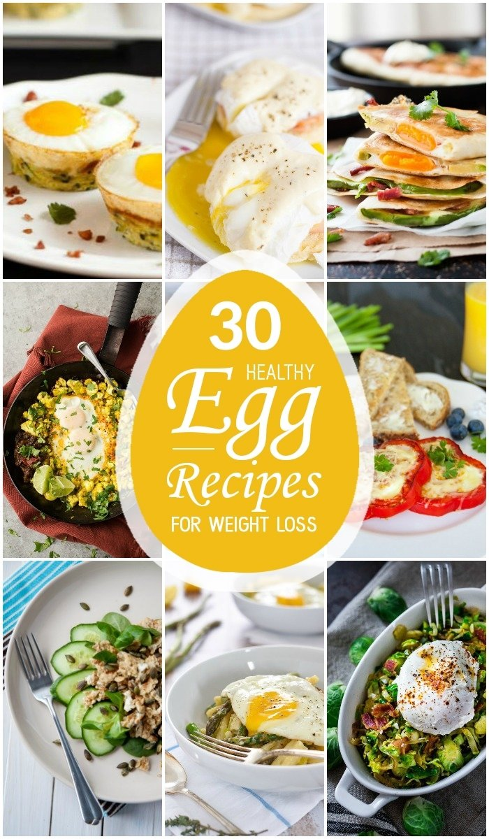 10 Elegant Healthy Dinner Ideas For Weight Loss healthy egg recipes for weight loss 2020