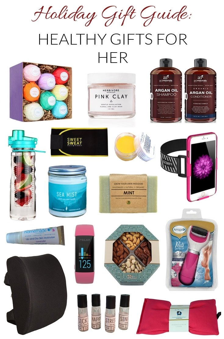 healthy gift ideas for women - enjoy natural health