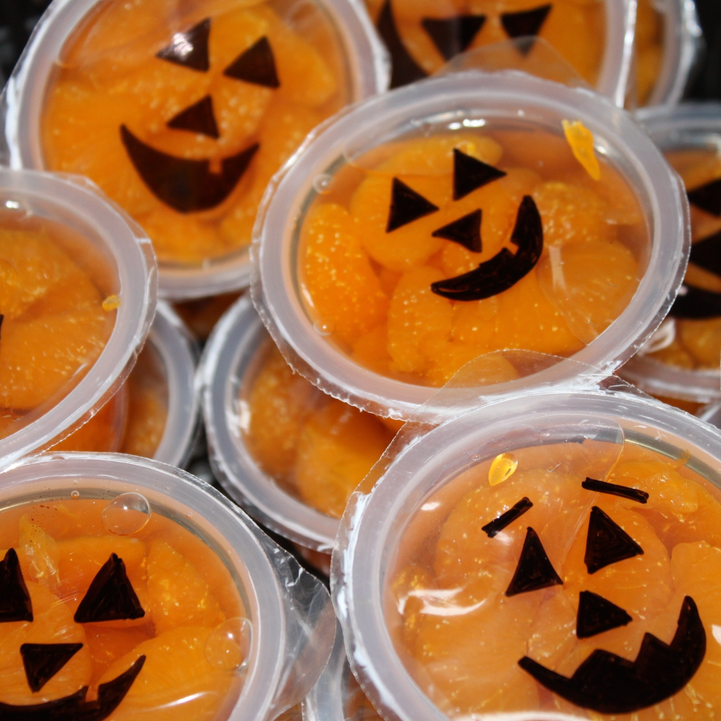10 Most Popular Halloween Snack Ideas For Kids Party healthy halloween snack my life as i pin it 1