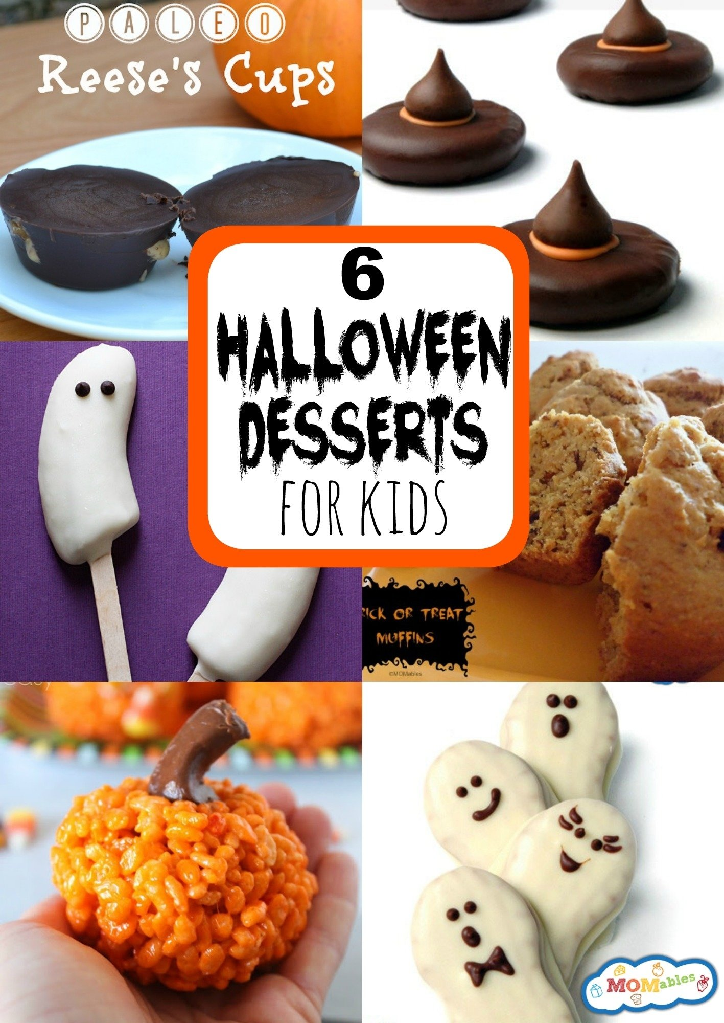 10 Unique Halloween Dessert Ideas For Kids healthy halloween treats archives momables good food plan on it