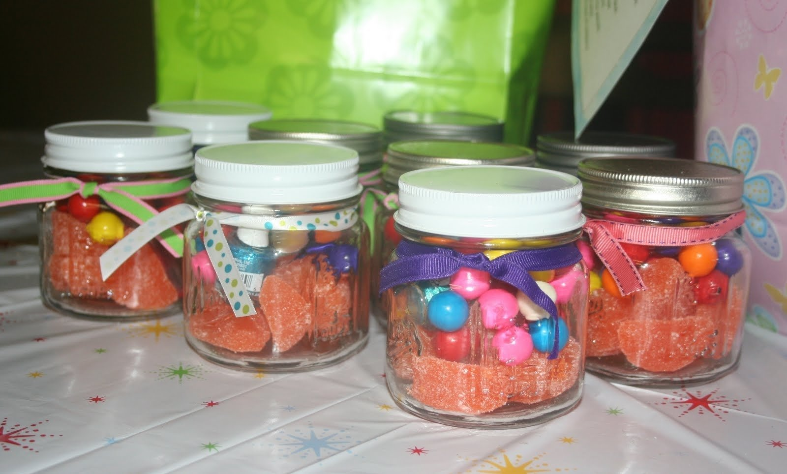 10 Most Popular Mason Jar Party Favor Ideas healthy happy fit mason jar party favors some other small details
