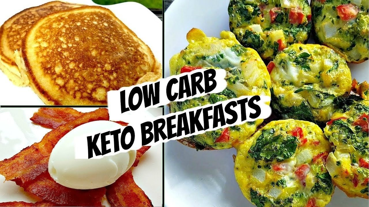 10 Pretty Low Carb Breakfast Ideas On The Go healthy low carb breakfast ideas keto paleo friendly youtube 1 2020