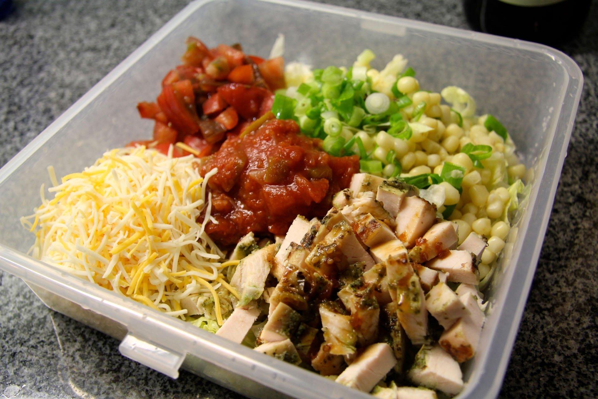 healthy lunch box ideas - fangalicious