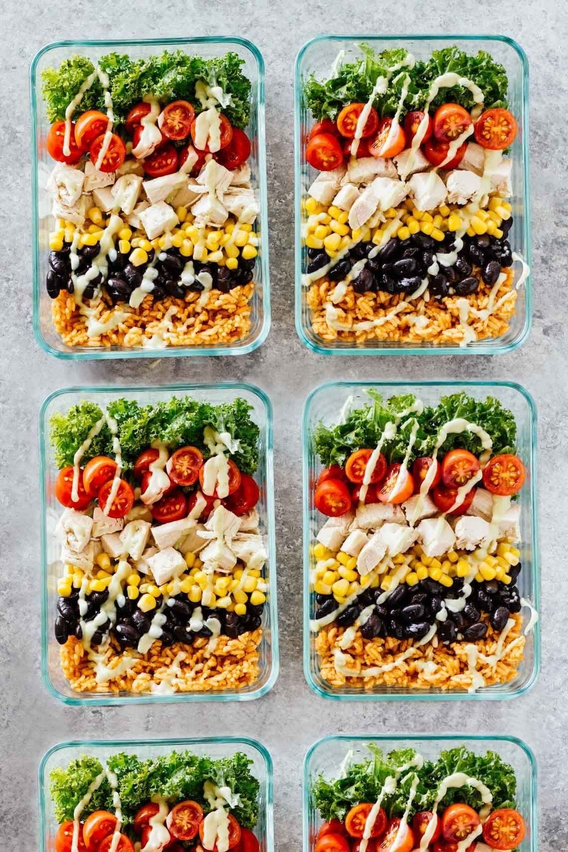 10 Best Easy Healthy Lunch Ideas Work healthy lunch recipes for work and back to school lunches school 1 2020