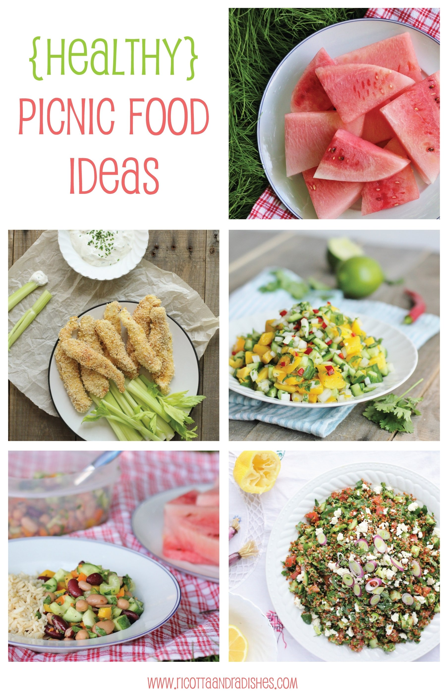 10 Gorgeous Picnic Food Ideas For Two healthy picnic food ideas 1 2020