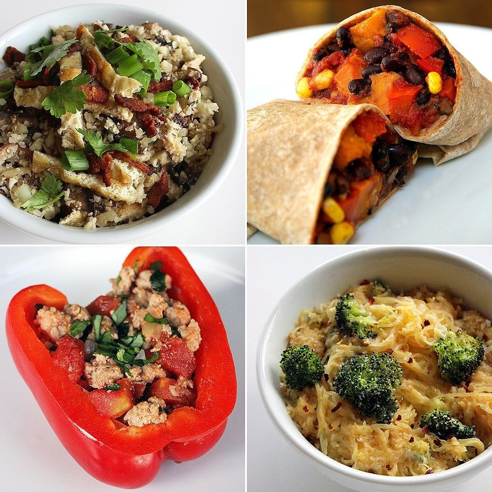 10 Attractive Quick Meal Ideas For Dinner healthy recipes for weight loos for dinner with chicken for lunch 1 2020