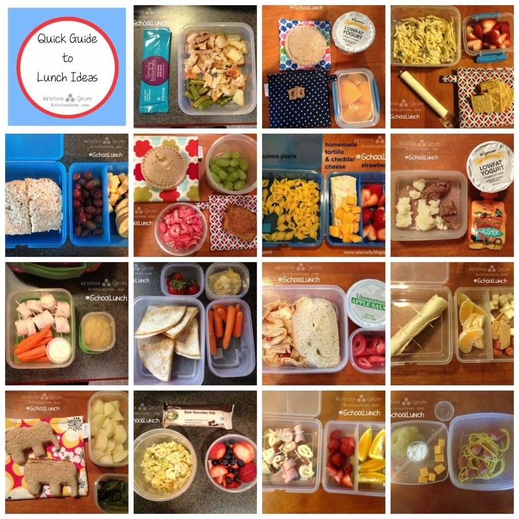 10 Most Popular Healthy Kid Lunch Ideas For School healthy school lunch ideas thriving parents 2