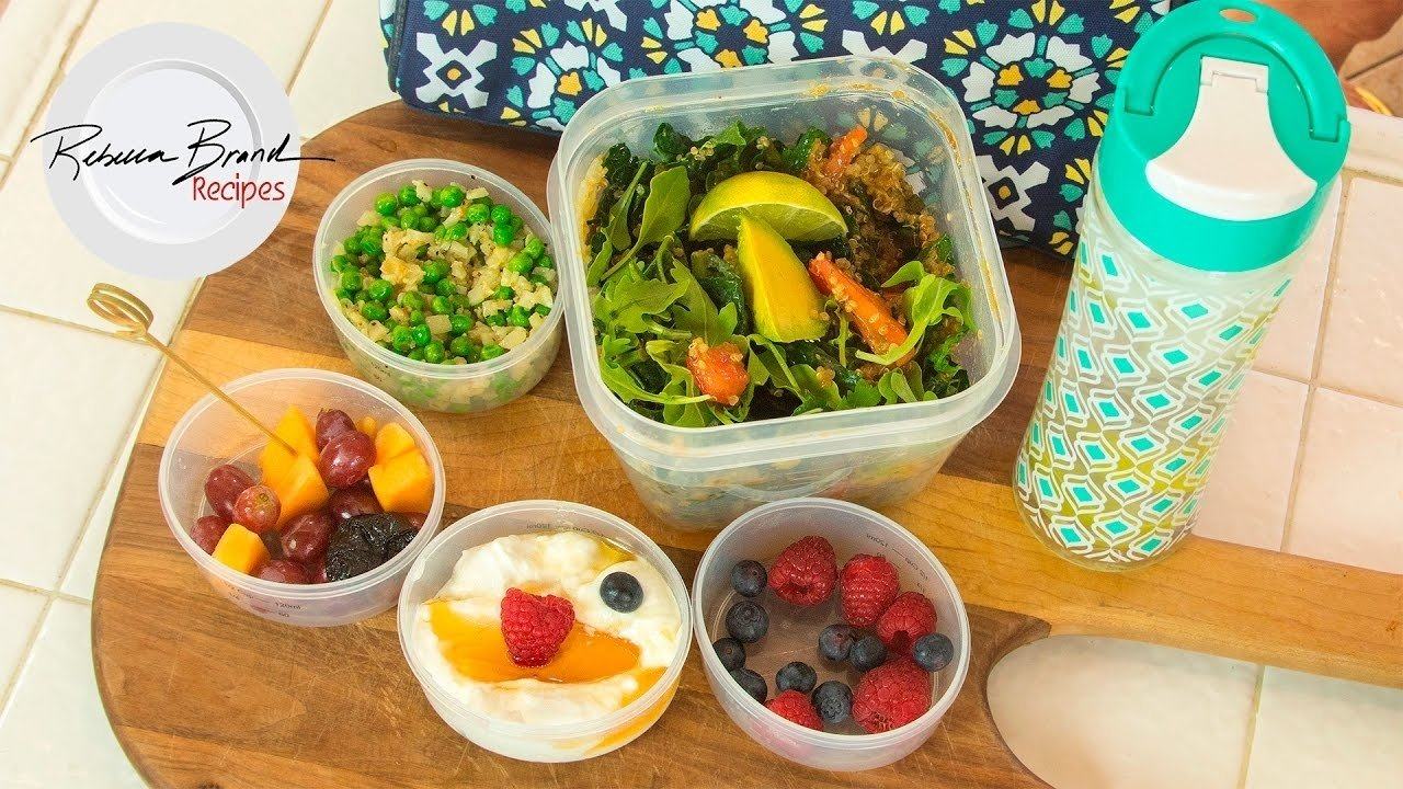 10 Ideal Healthy Packed Lunch Ideas For Work healthy workday lunch ideas ideas for taking your lunch to your