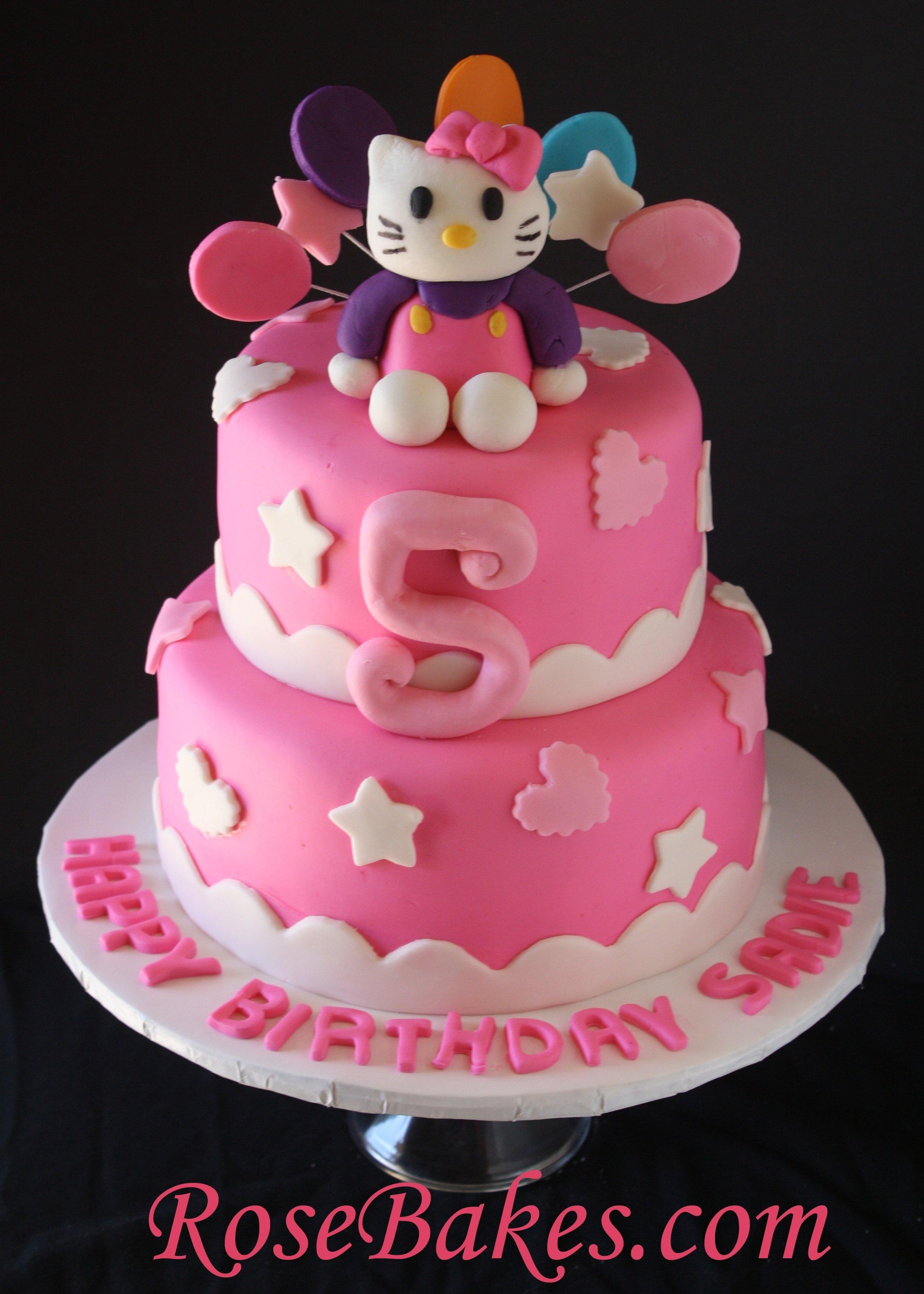 10 Unique Hello Kitty Birthday Cake Ideas hello kitty birthday cupcake cake add hello kitty birthday cake sams 2020