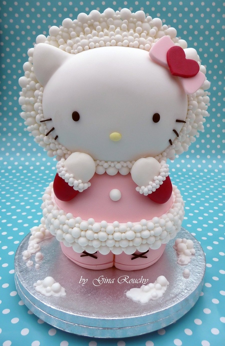 hello kitty cakes – decoration ideas | little birthday cakes