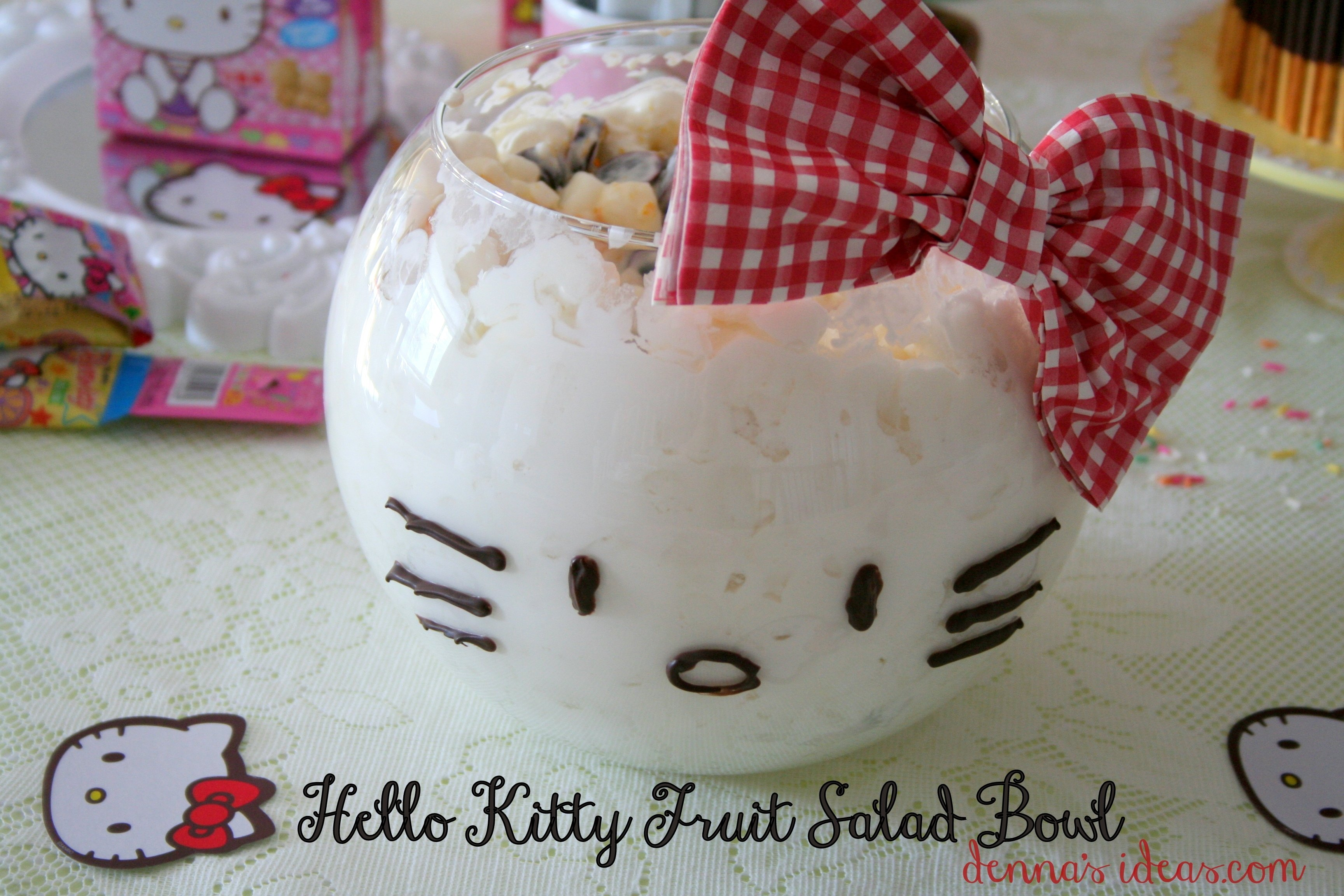 10 Attractive Hello Kitty Party Food Ideas hello kitty snack ideas dennas ideas 1