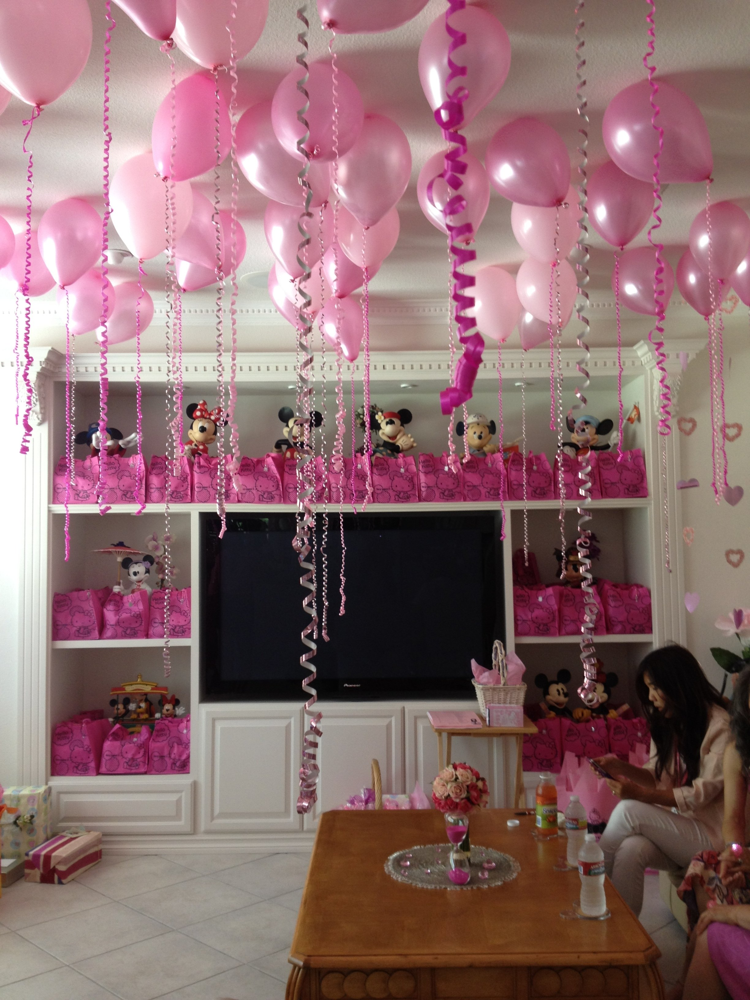 10 Stylish Ideas For Bridal Shower Themes hello kitty themed bridal shower 1 2020