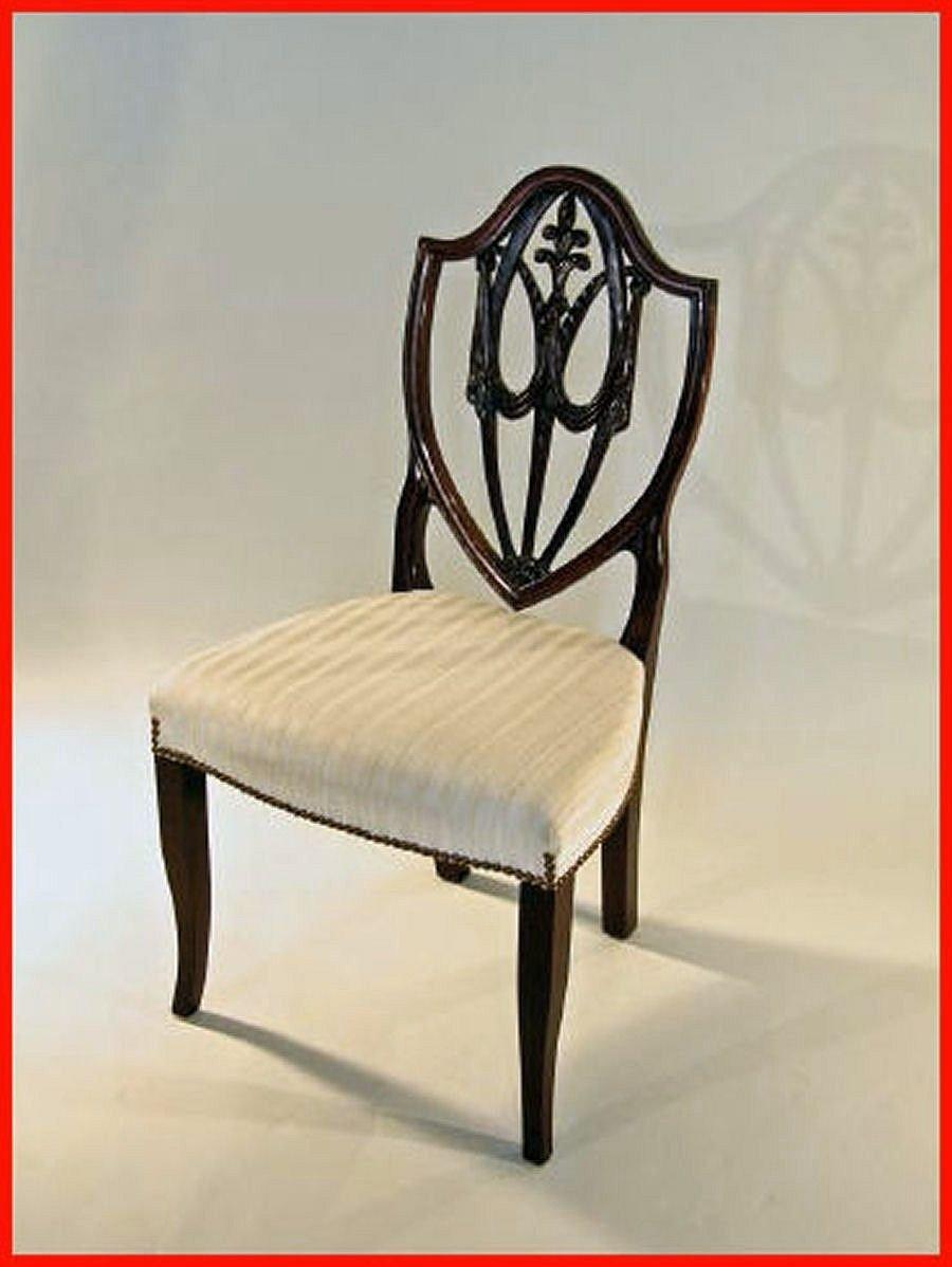 10 Gorgeous Home A Short History Of An Idea hepplewhite shield back chair home a short history of an idea 2020