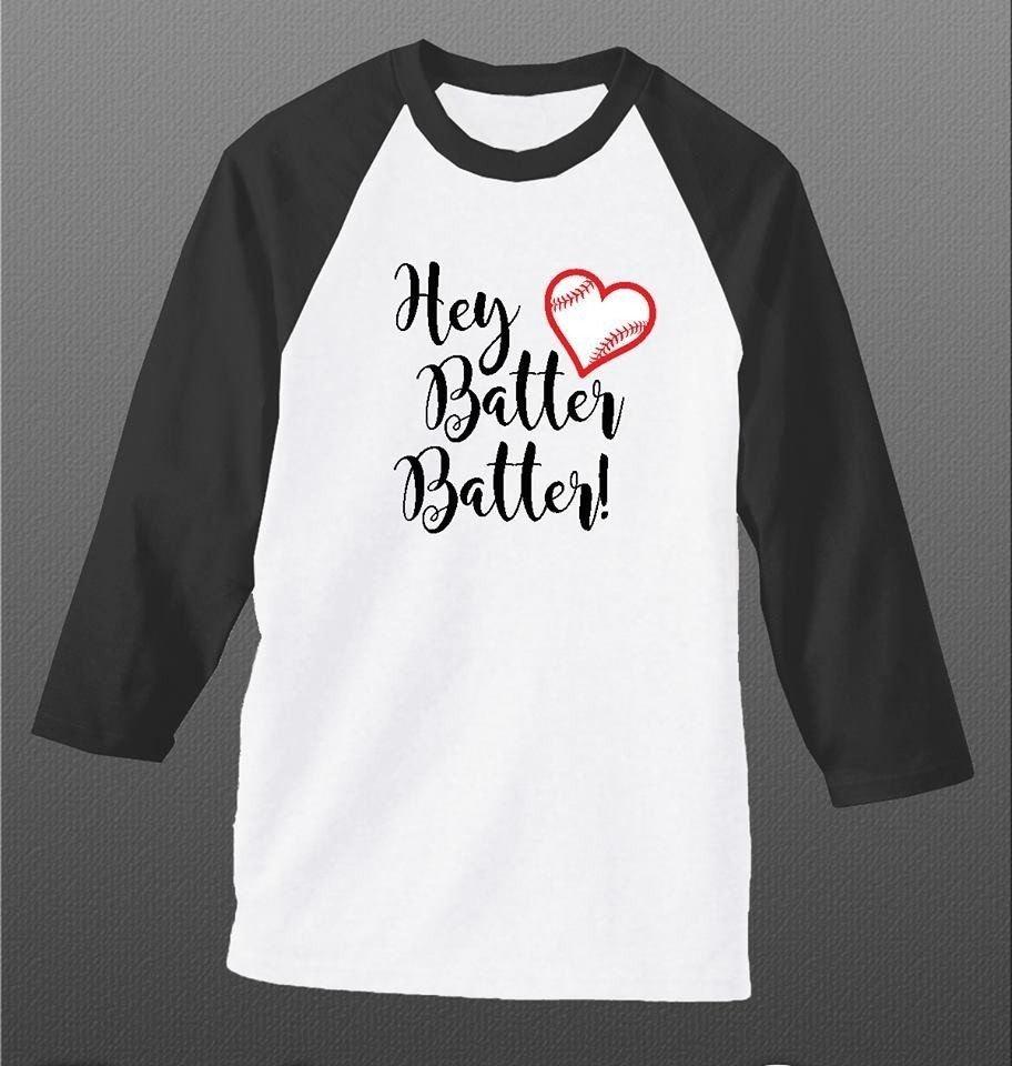 10 Famous Baseball T Shirt Designs Ideas hey batter batter adult raglan t shirt baseball style shirt