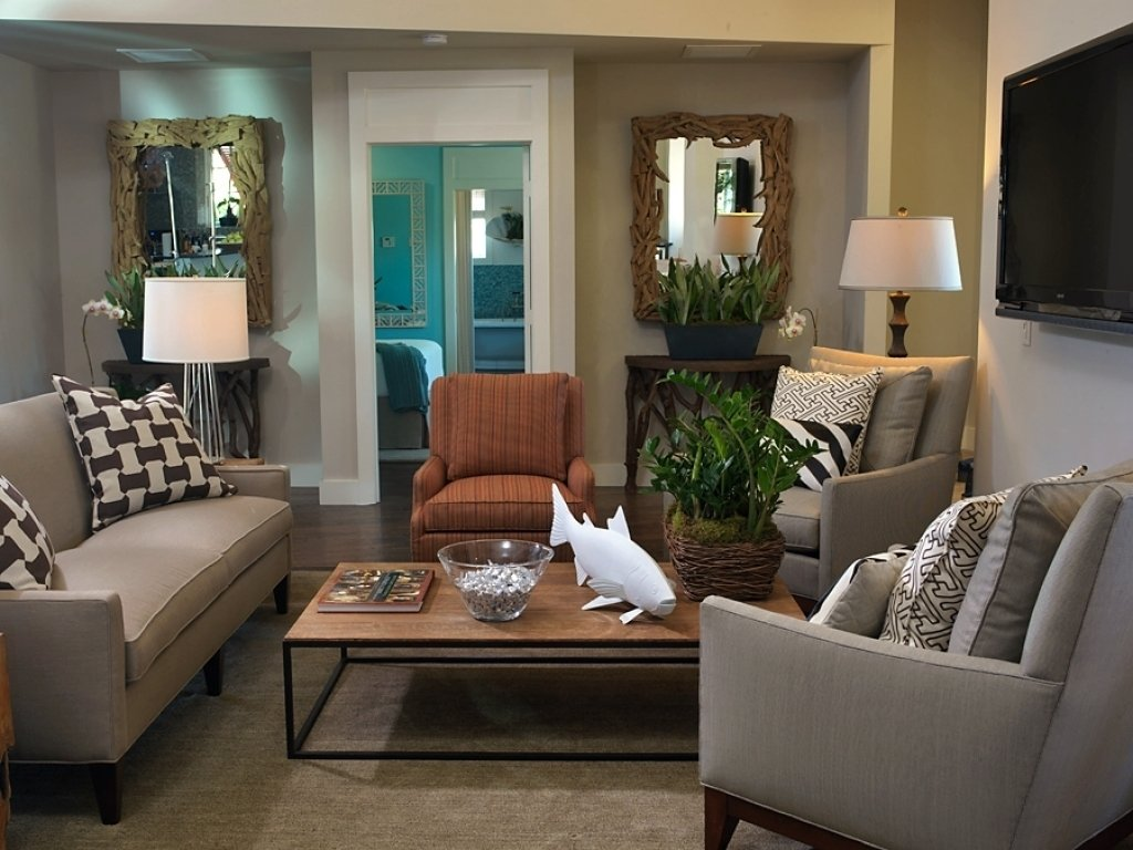 10 Great Hgtv Decorating Ideas For Living Rooms 2021