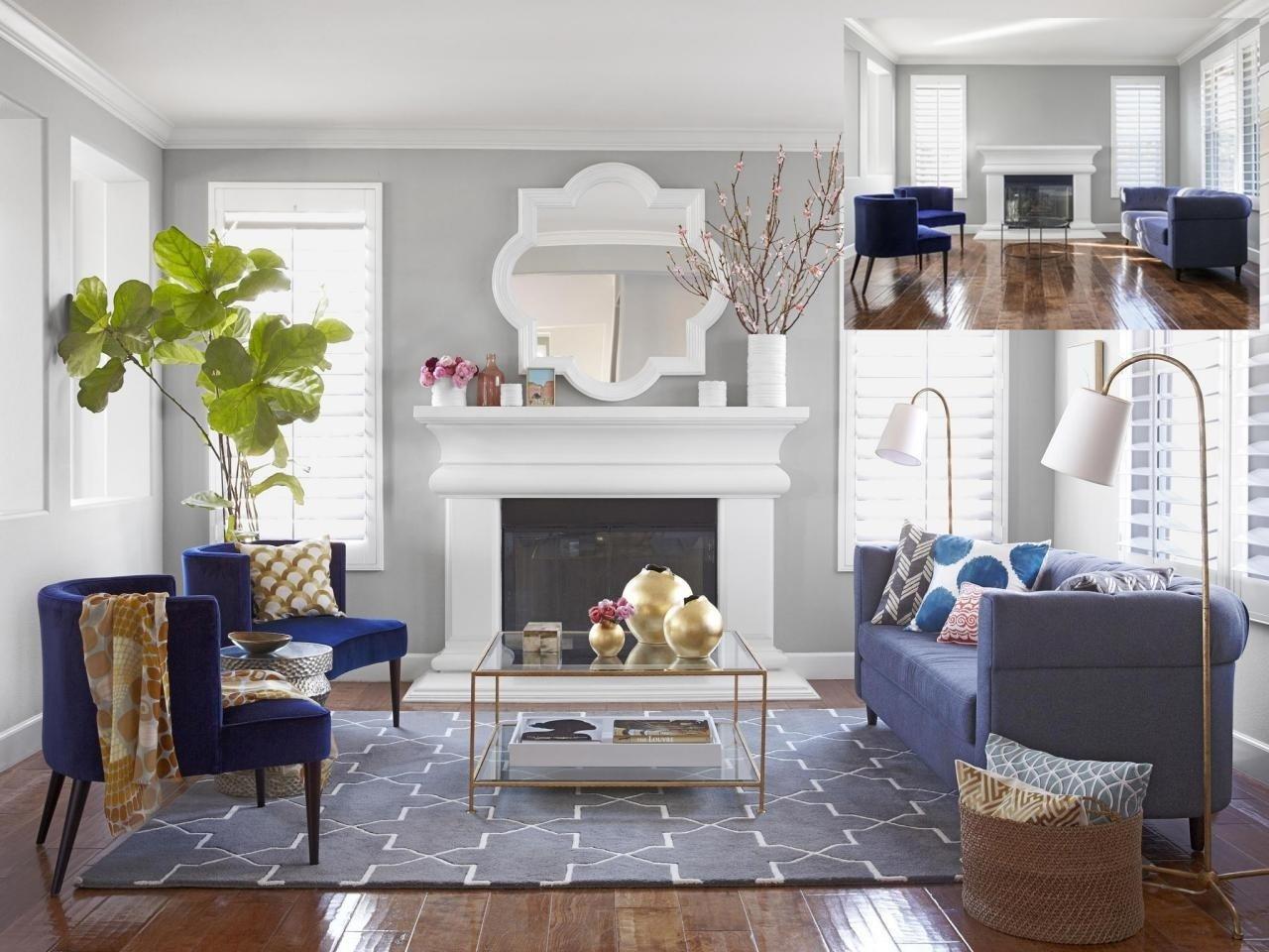 10 Stylish Hgtv Living Room Decorating Ideas hgtv living rooms luxury a mother s day living room makeover 2021