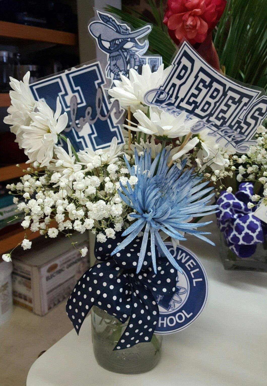 10 Unique 40Th High School Reunion Ideas hhs high school reunion centerpieces floral arrangements 2021